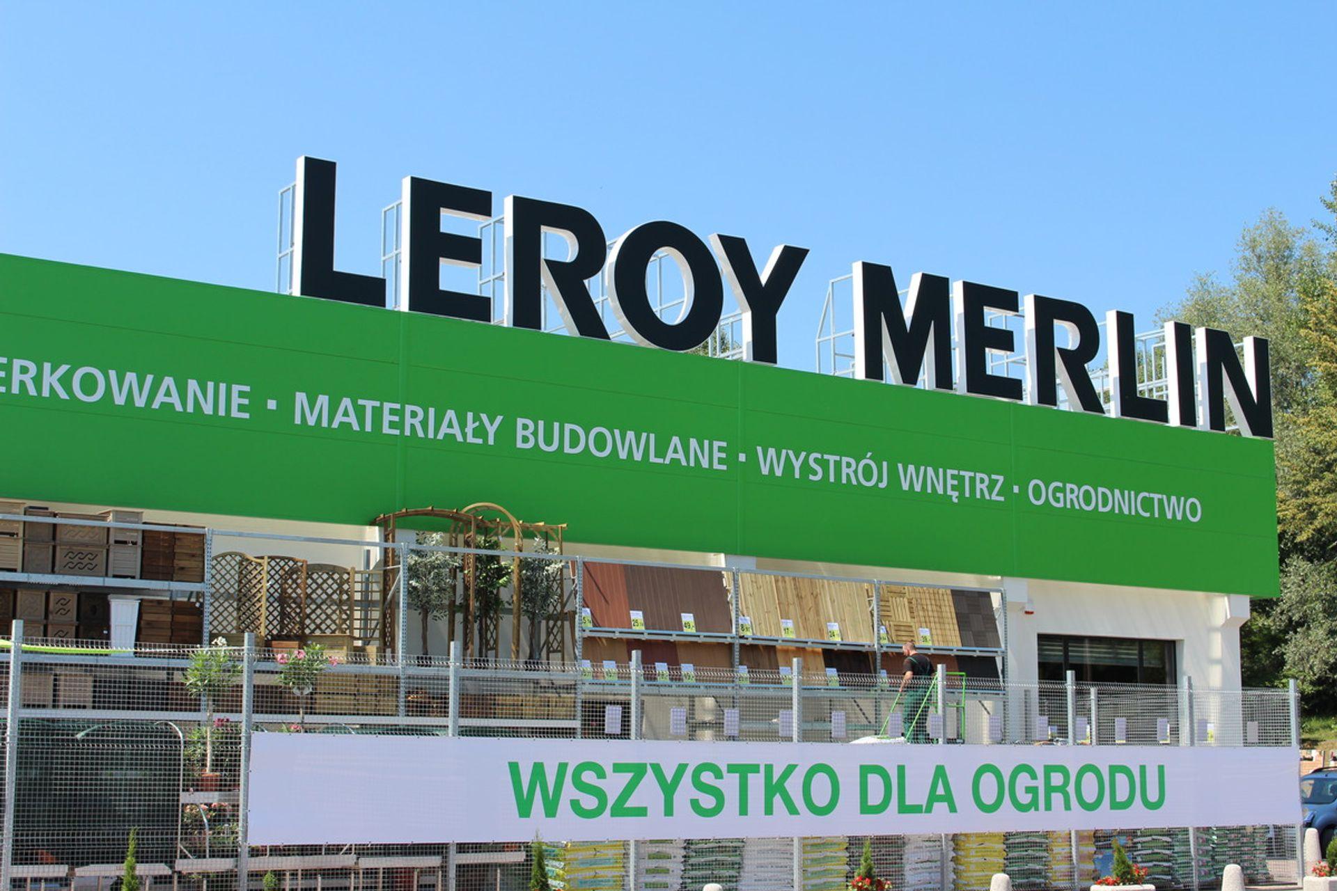 [Aglomeracja Wrocławska] Ruszyła budowa marketu Leroy Merlin w podwrocławskim Mirkowie [ZDJĘCIA]
