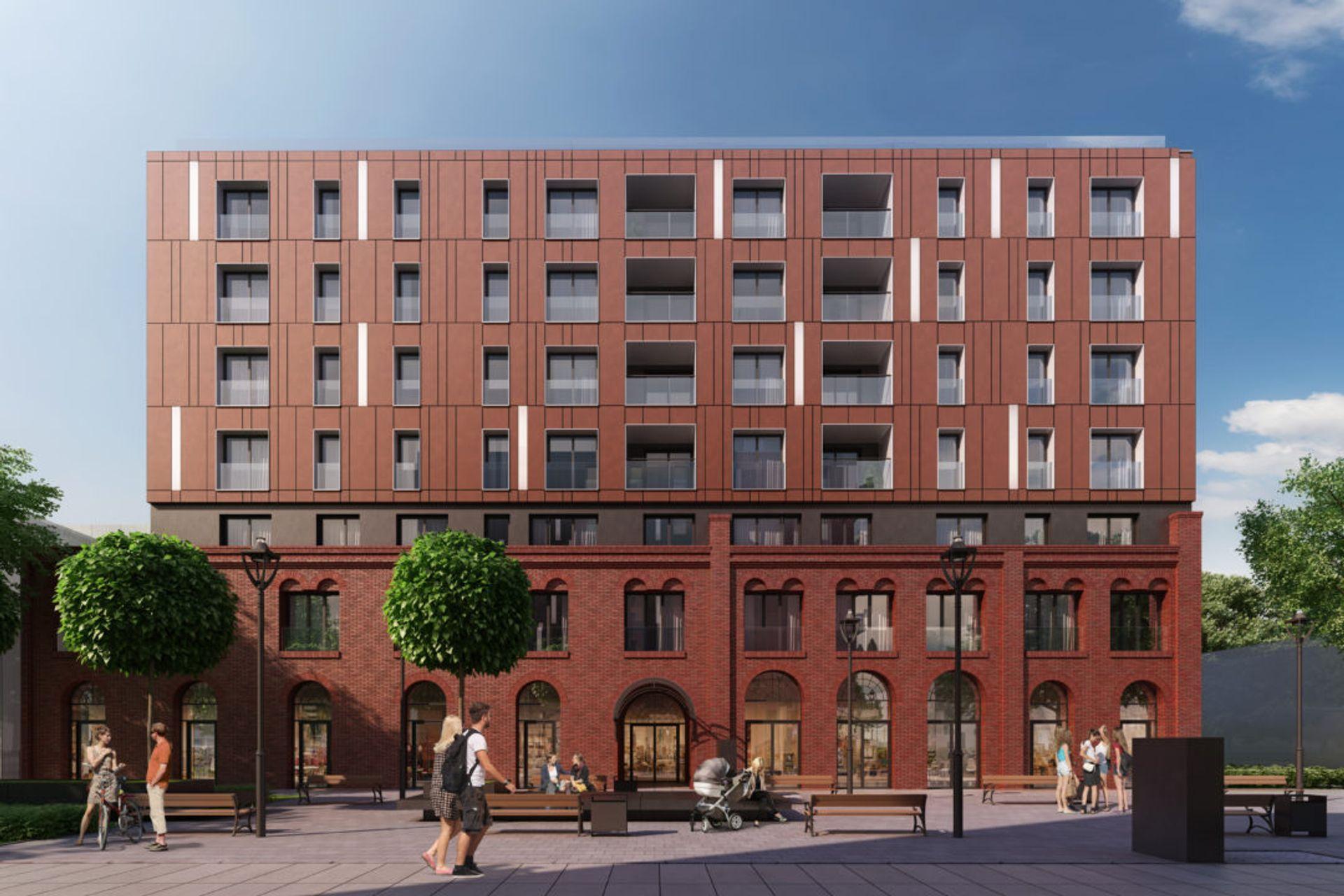 Wrocław: Apartamenty Halo – na terenie dawnej piekarni powstają mieszkania