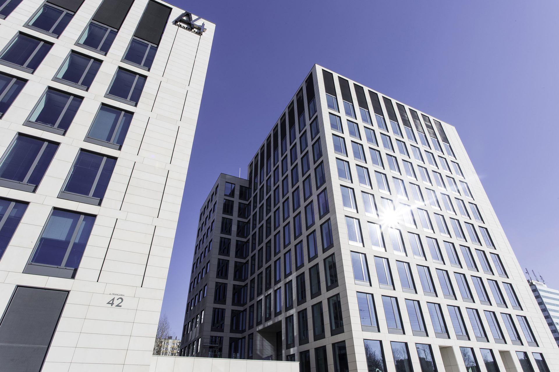 [Polska] Echo Investment stawia na biurowce. Są nowi najemcy i nowe projekty