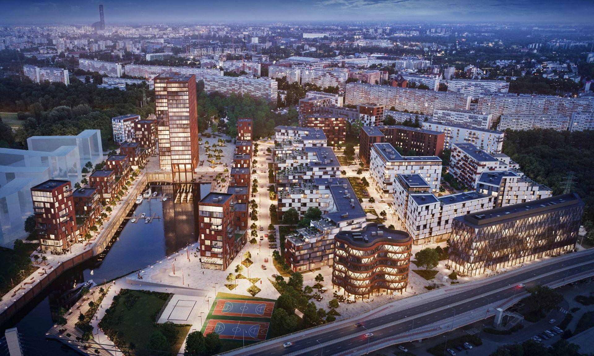 Ruszy budowa III etapu osiedla Port Popowice we Wrocławiu