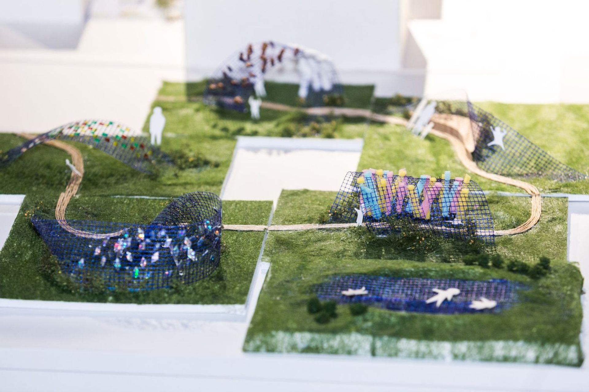 [Wrocław] Studenci zaprojektowali rozwiązania dla Parku Sensorycznego w centrum Wrocławia