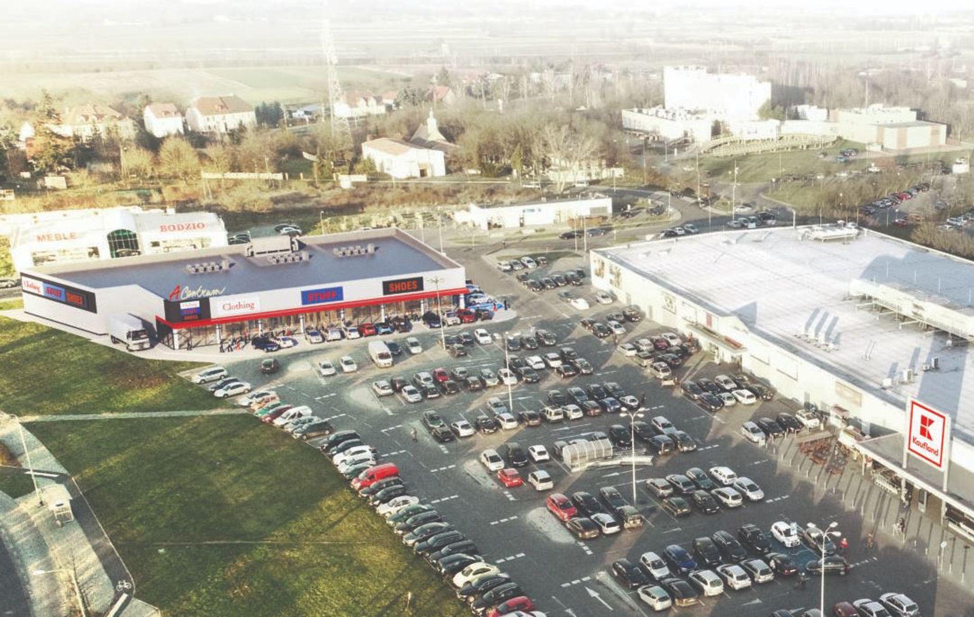 W Legnicy rusza budowa nowego centrum handlowego