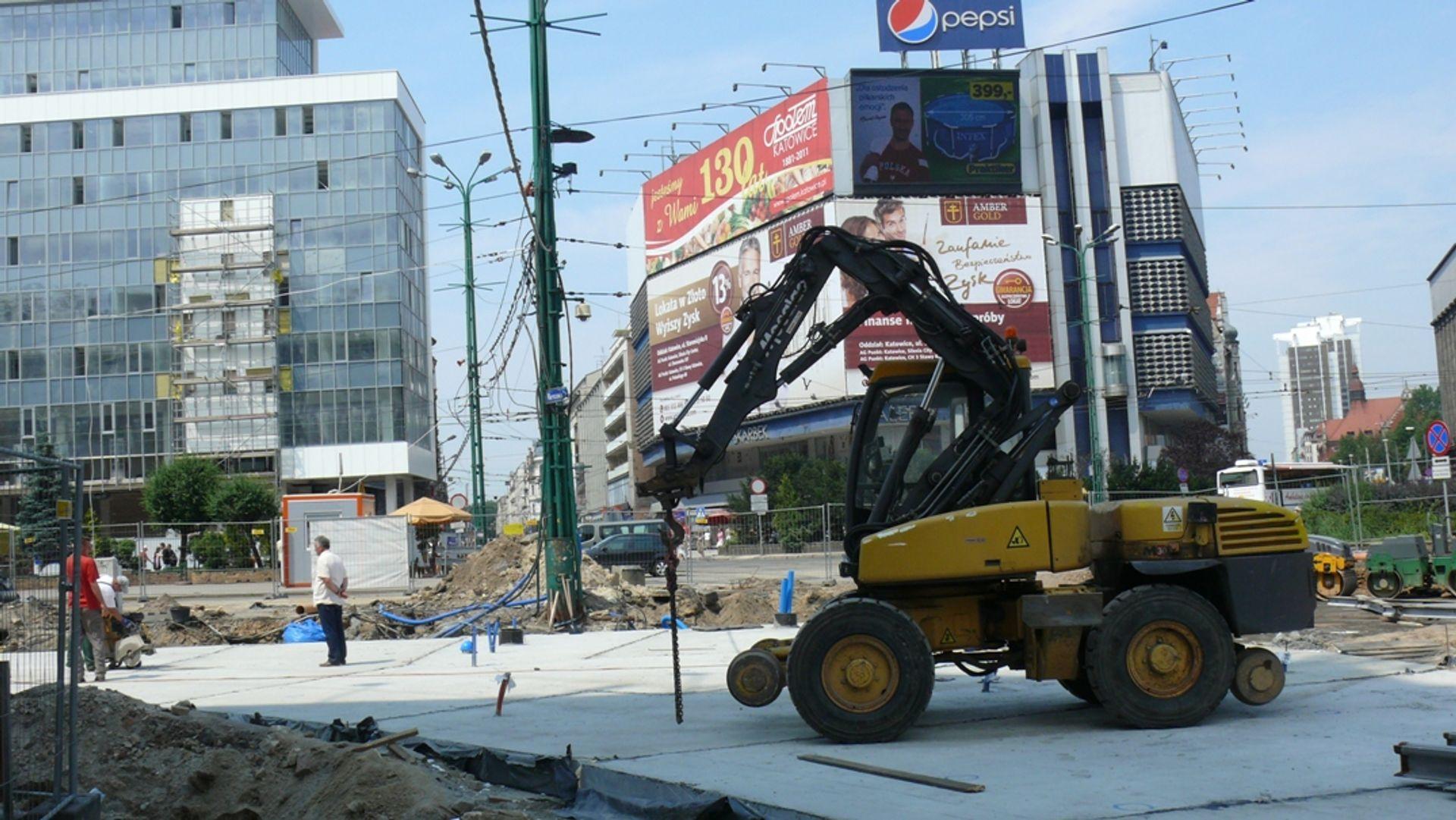 Przebudowa rynku w Katowicach - co dalej?