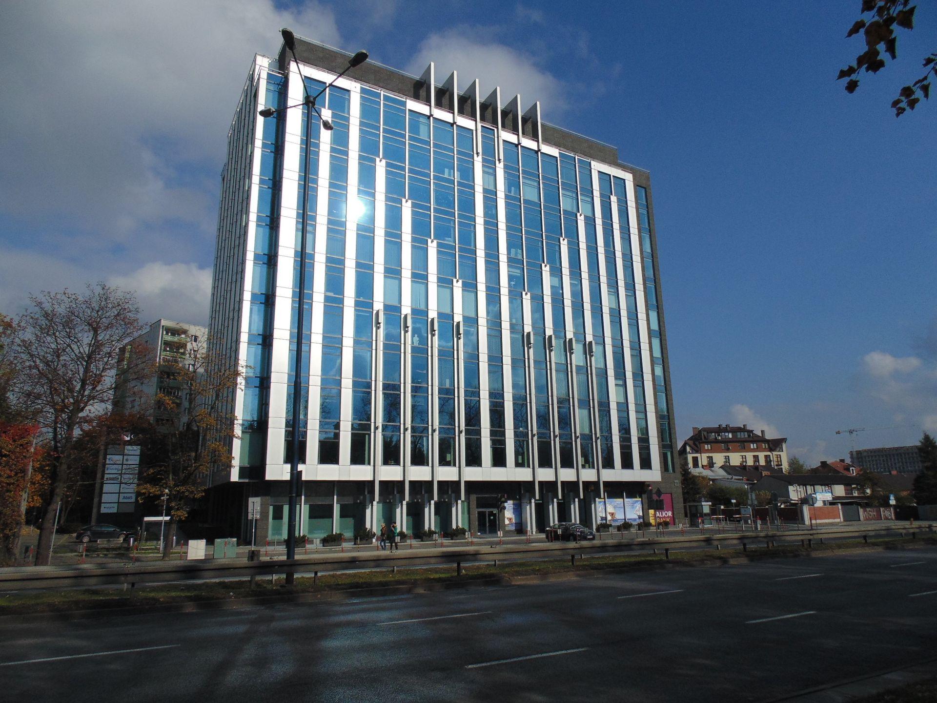 [Kraków] Biurowiec Vinci Office Center w Krakowie sprzedany