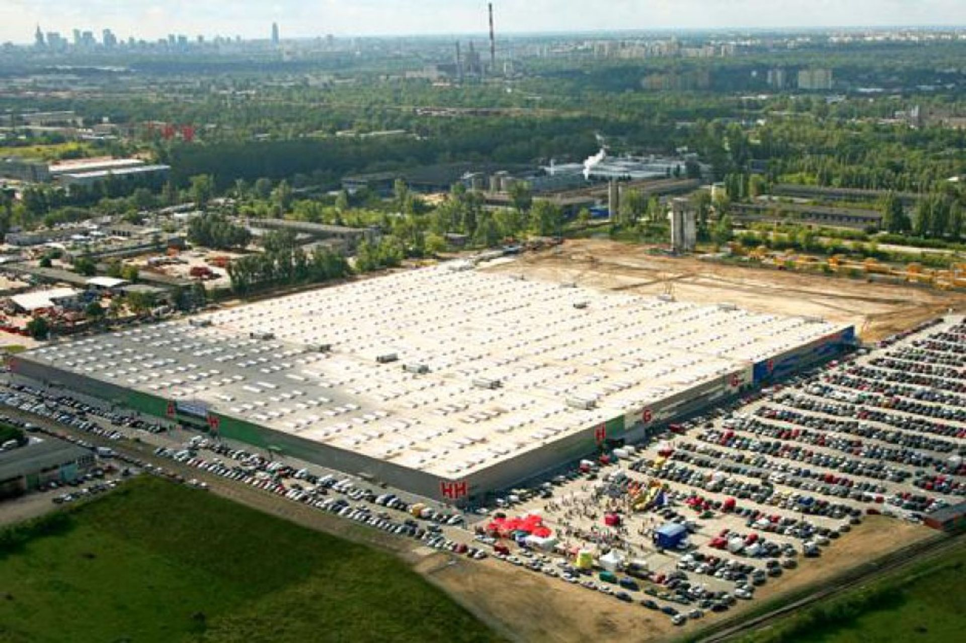[Warszawa] Otwarcie salonu wyposażenia wnętrz w Wodnym Parku Handlowym Marywilska 44 już w sobotę