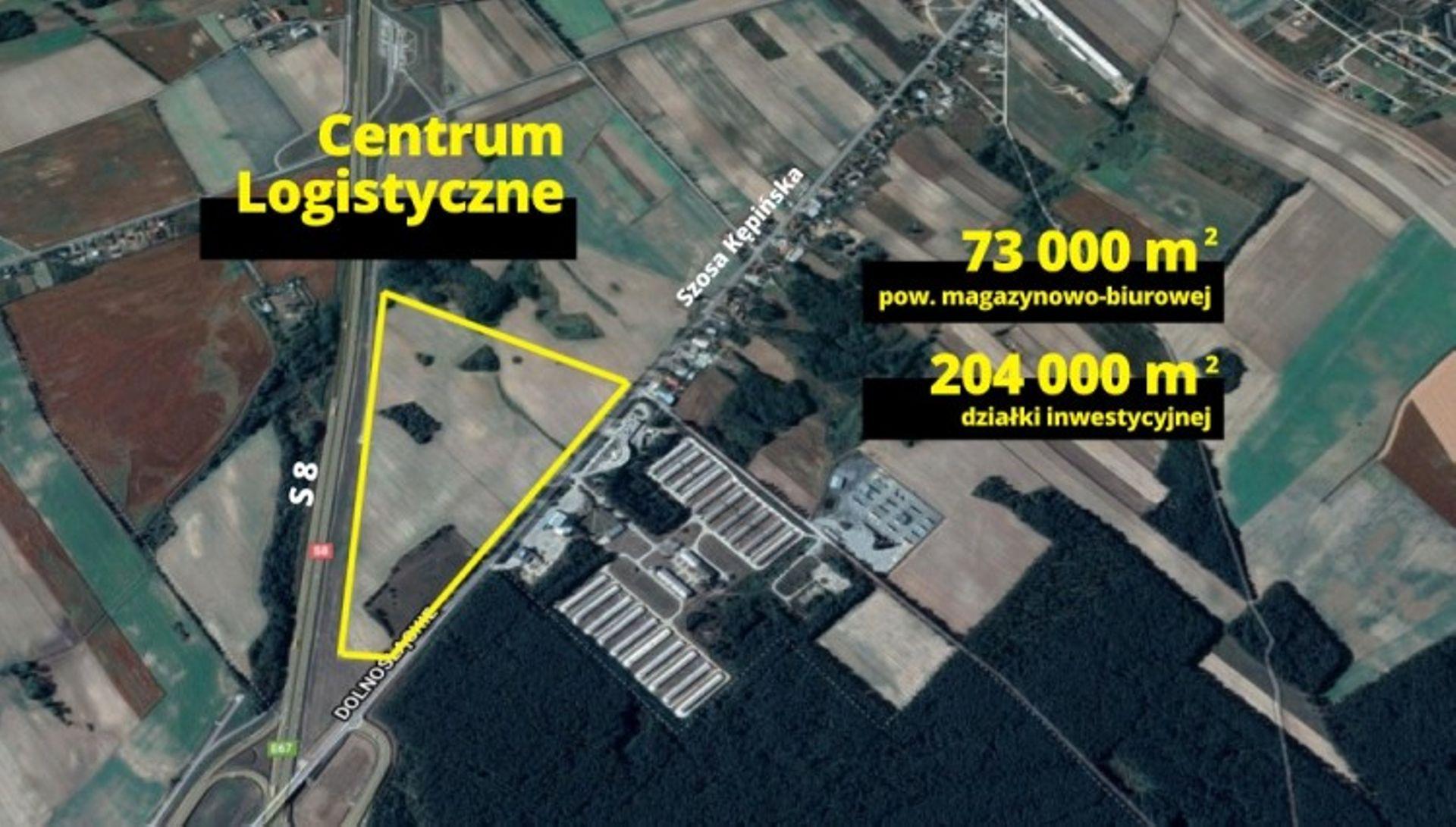 Dolny Śląsk: W Sycowie powstanie duże centrum logistyczno-magazynowe