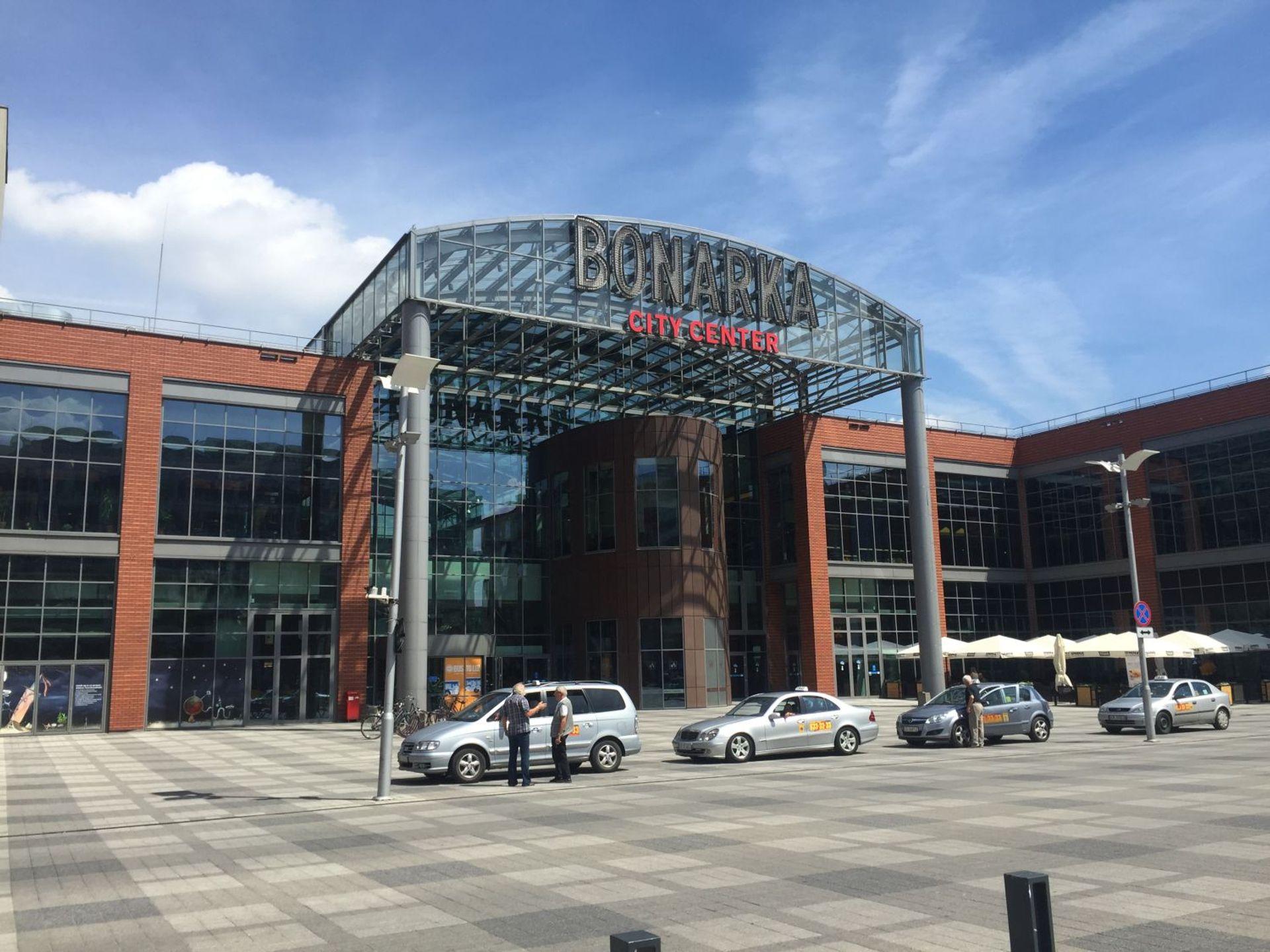 [Kraków] Bonarka City Center sprzedana