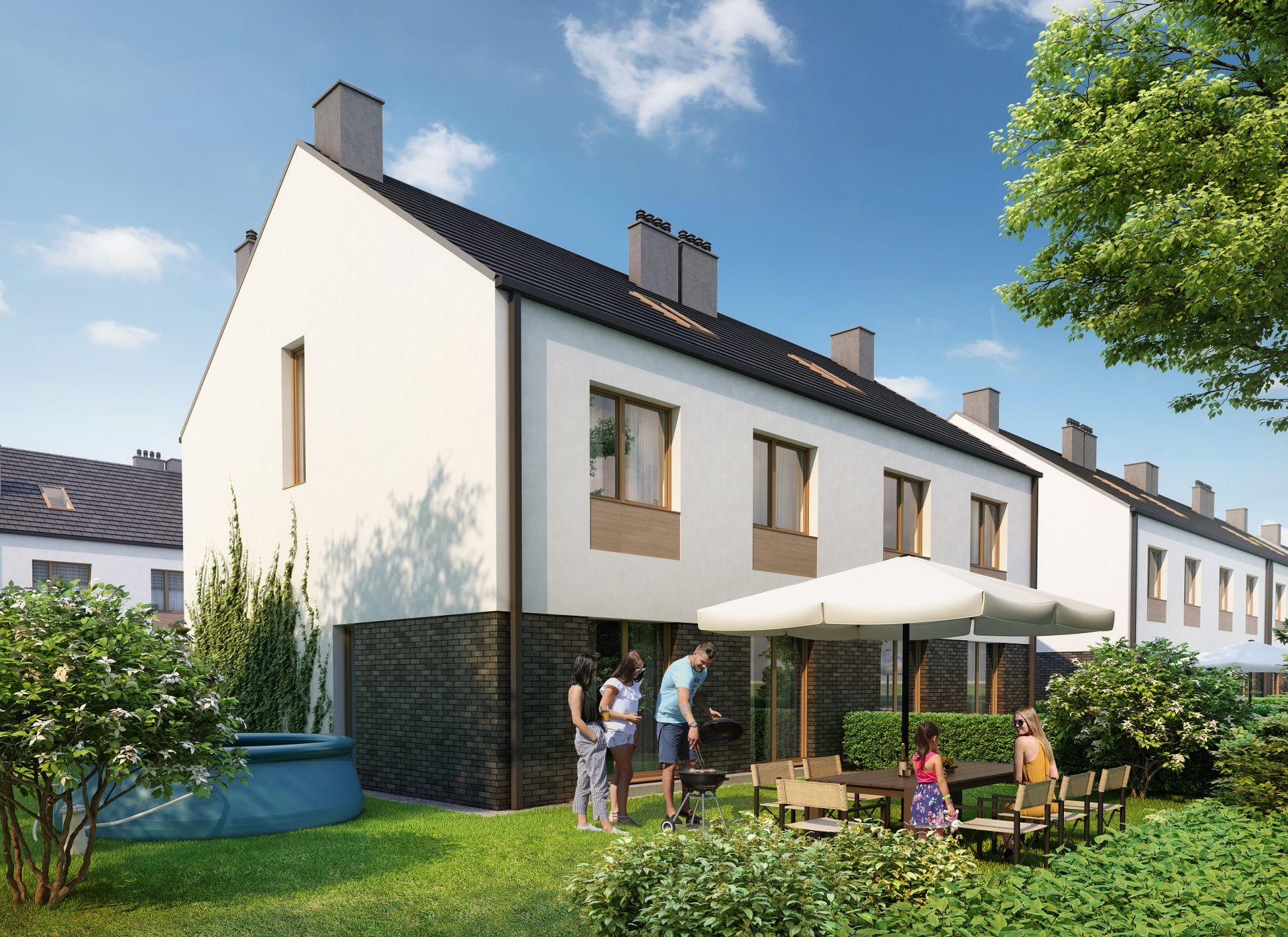 Budus-Developer rozbudowuje osiedle Domy Wysoka