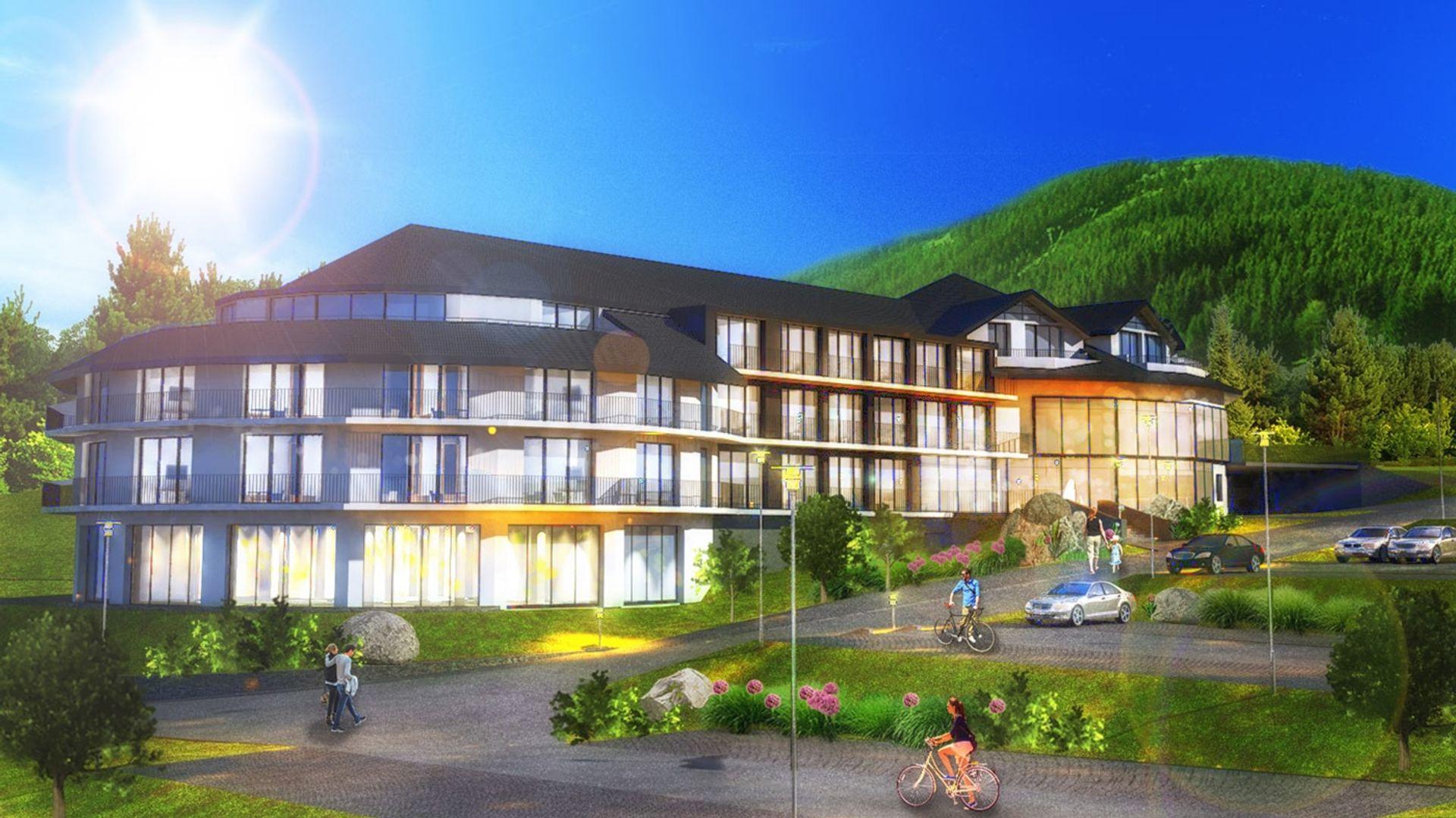 Czarna Góra Apartamenty sprzedaje ostatnie apartamenty na stoku narciarskim