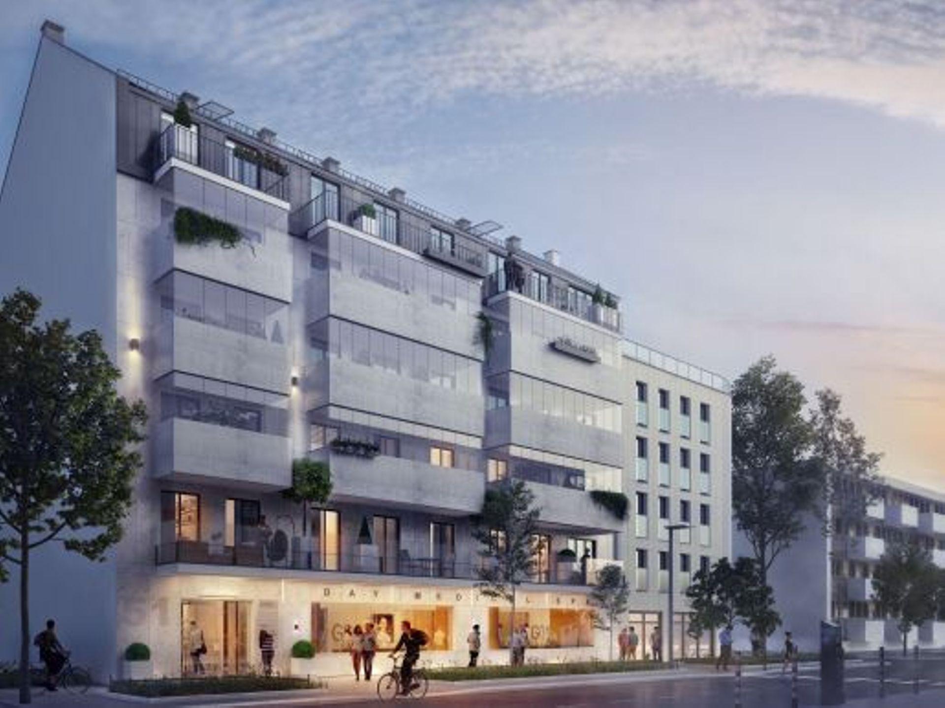 Kraków: KW51 – Des stawia na Krowodrzy apartamentowiec inspirowany kulturą japońską