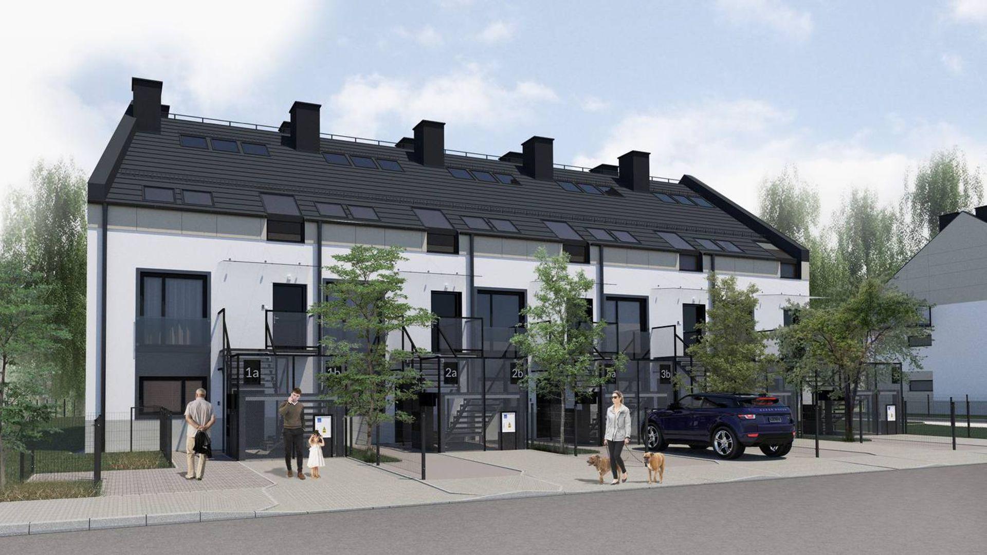 Wrocław: Franki House – Probitas Invest wchodzi z szeregówkami na Zgorzelisko