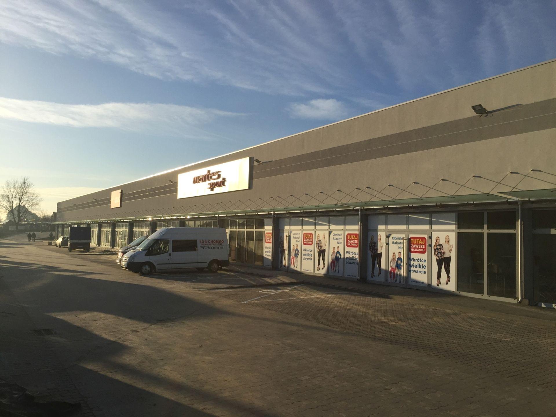 [warmińsko-mazurskie] Galeria handlowa Karuzela w Mrągowie otwiera się 16 grudnia