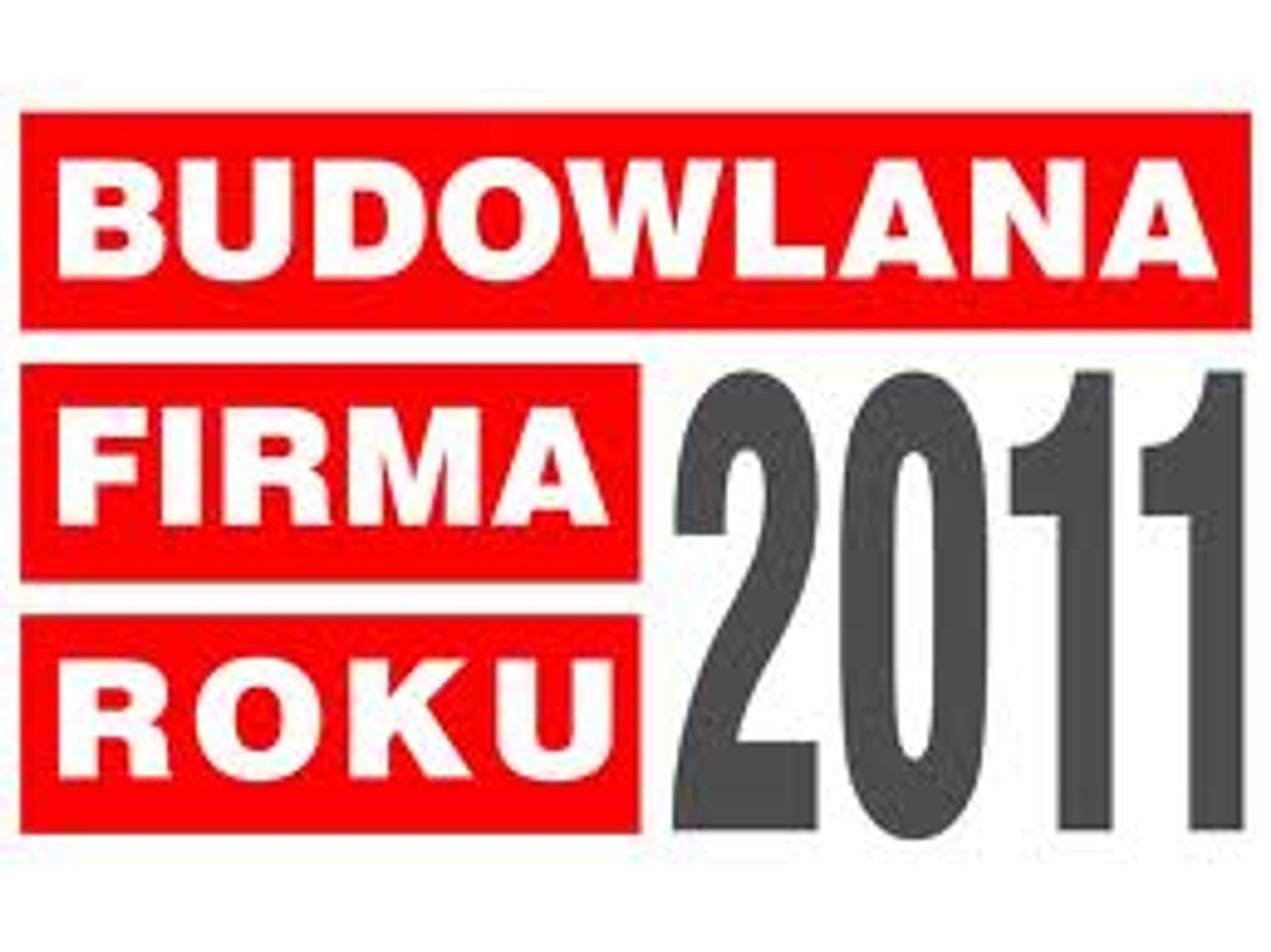 Baumit Budowlaną Firmą Roku 2011