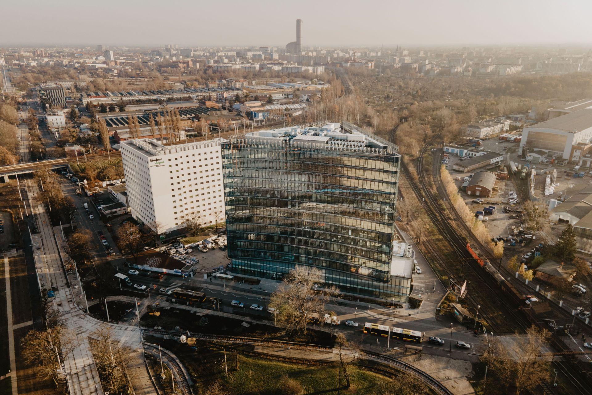 Wrocław: Nowy, duży najemca w Carbon Tower