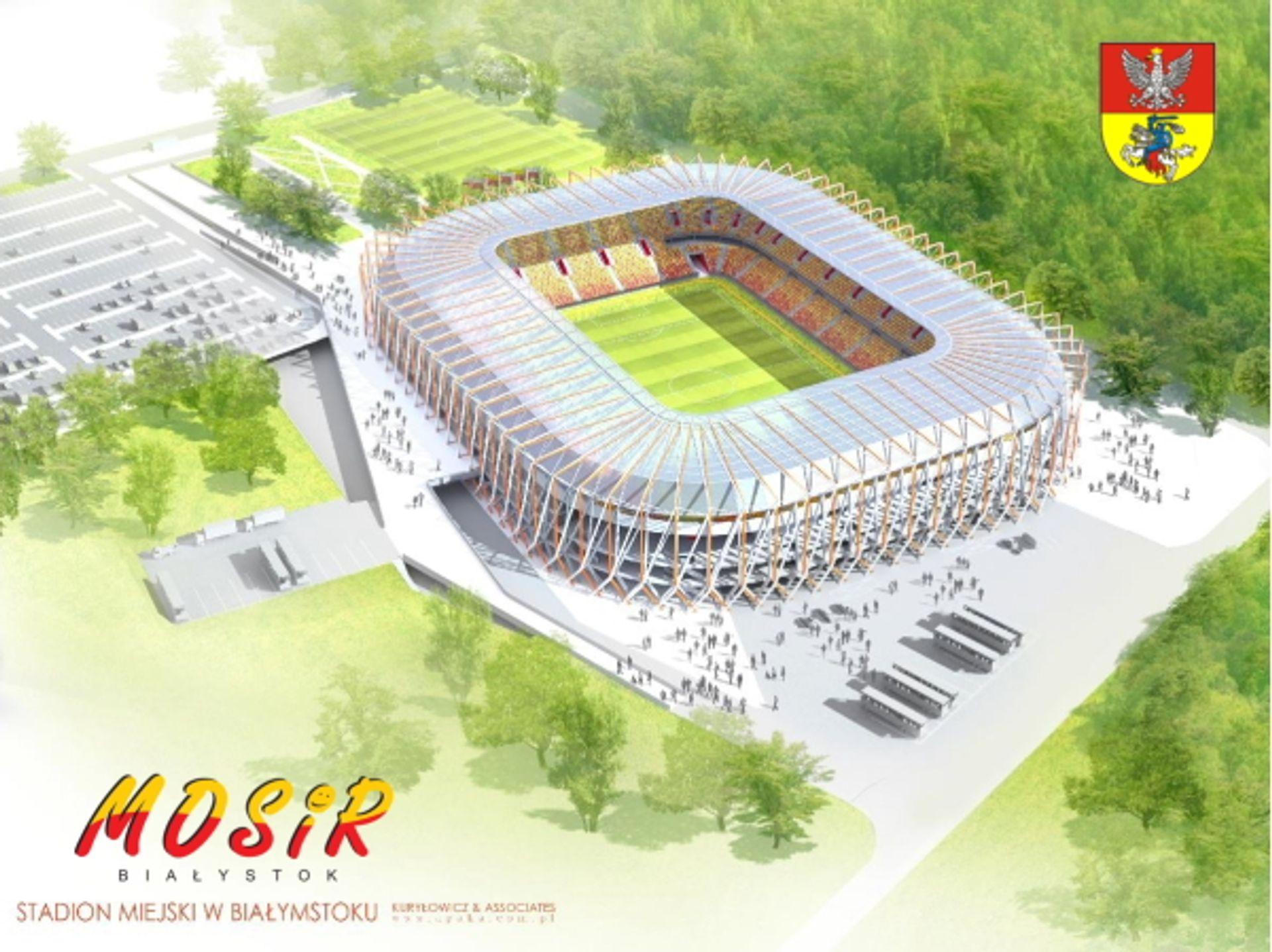 [Białystok] Zakończenie przetargu na budowę stadionu?