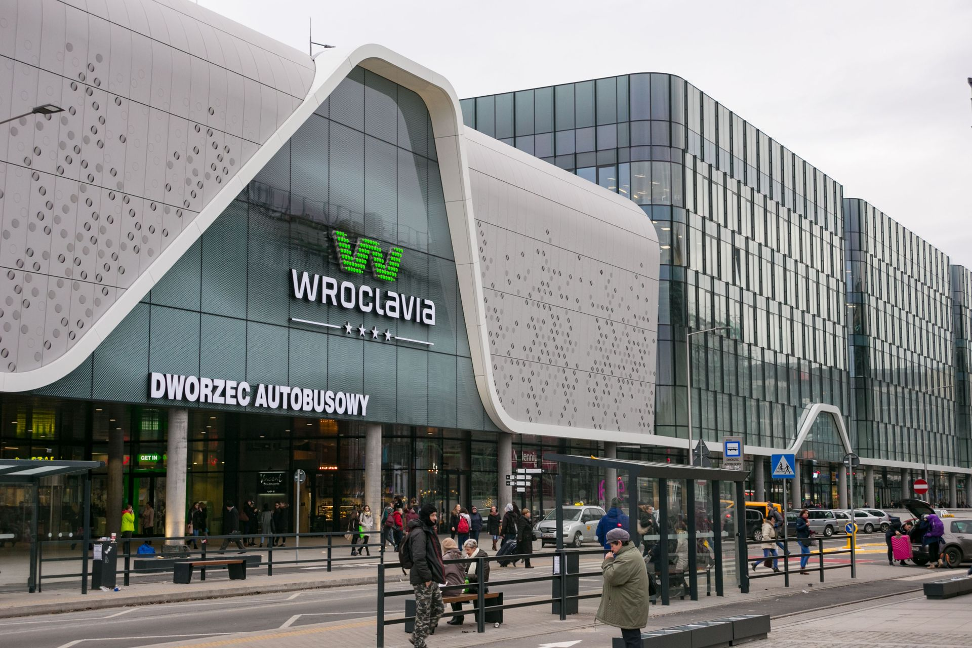 Wroclavia najlepszym centrum handlowym w Europie Środkowo-Wschodniej