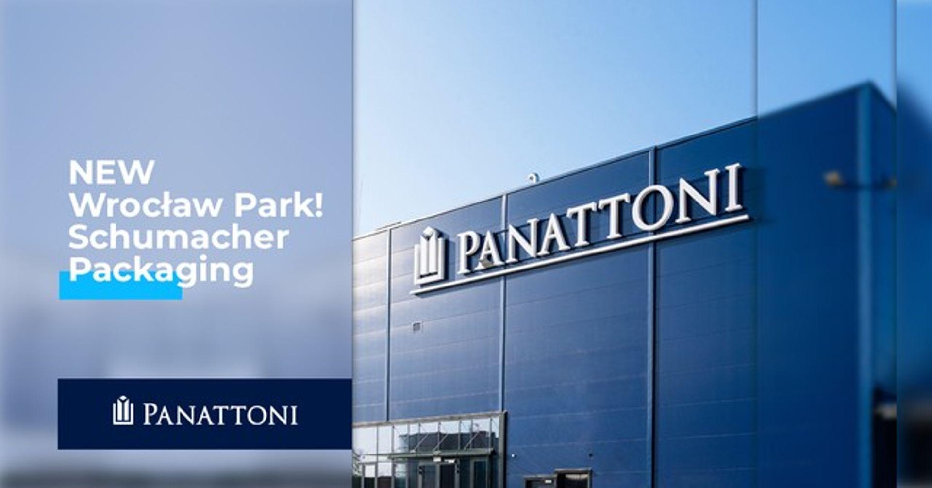 Kolejna duża inwestycja Panattoni pod Wrocławiem