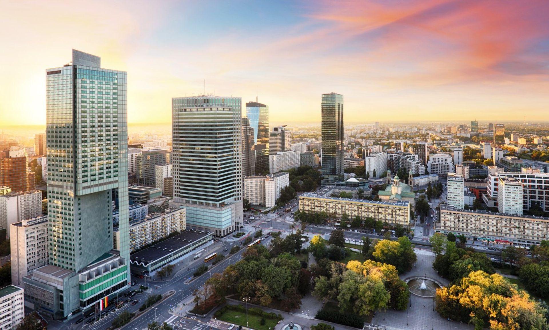 [Polska] Wartość inwestycji w nieruchomości komercyjne w Polsce wzrosła dwukrotnie