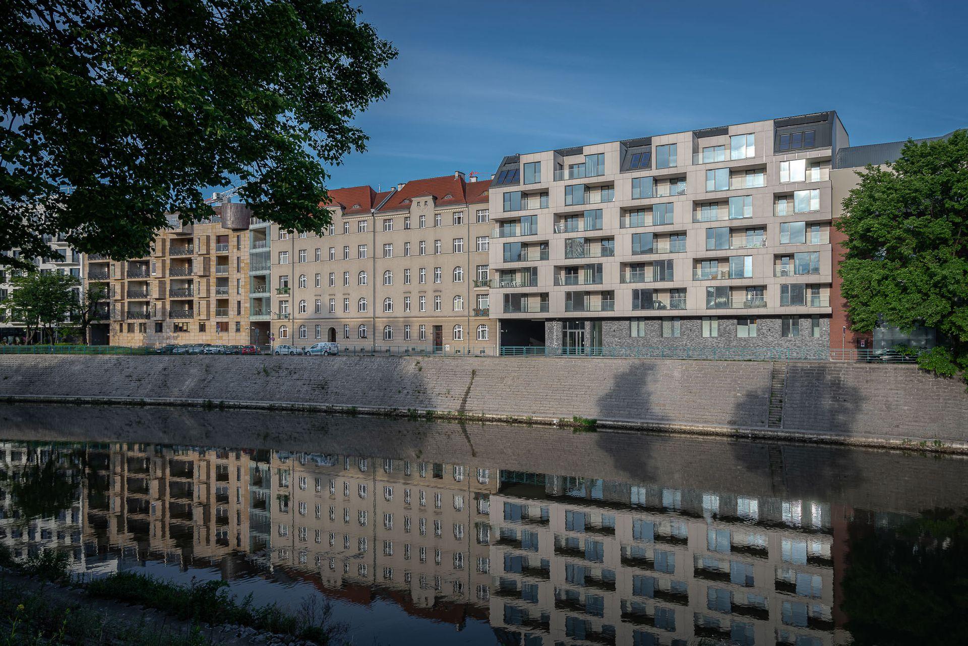 Wrocław: Ostatnie apartamenty Zyndrama czekają na swoich mieszkańców