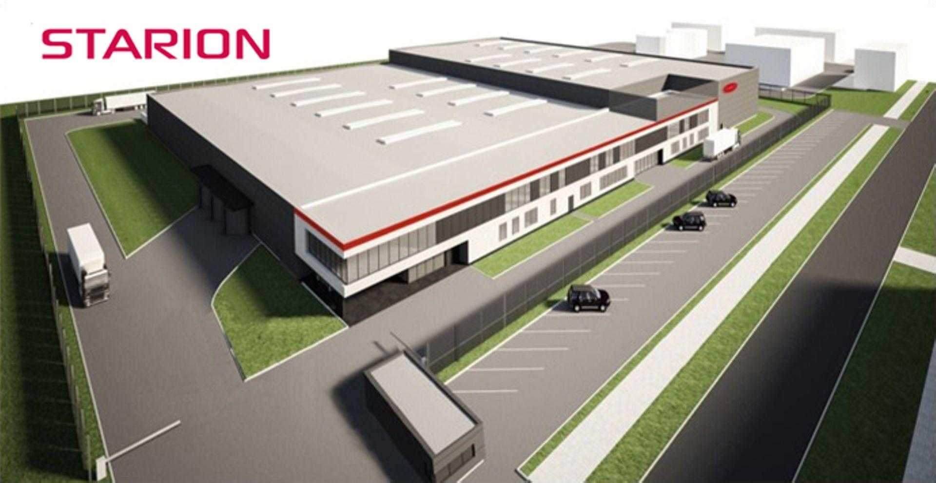 Aglomeracja Wrocławska: Koreański Starion rozpoczął rekrutację pracowników do nowej fabryki