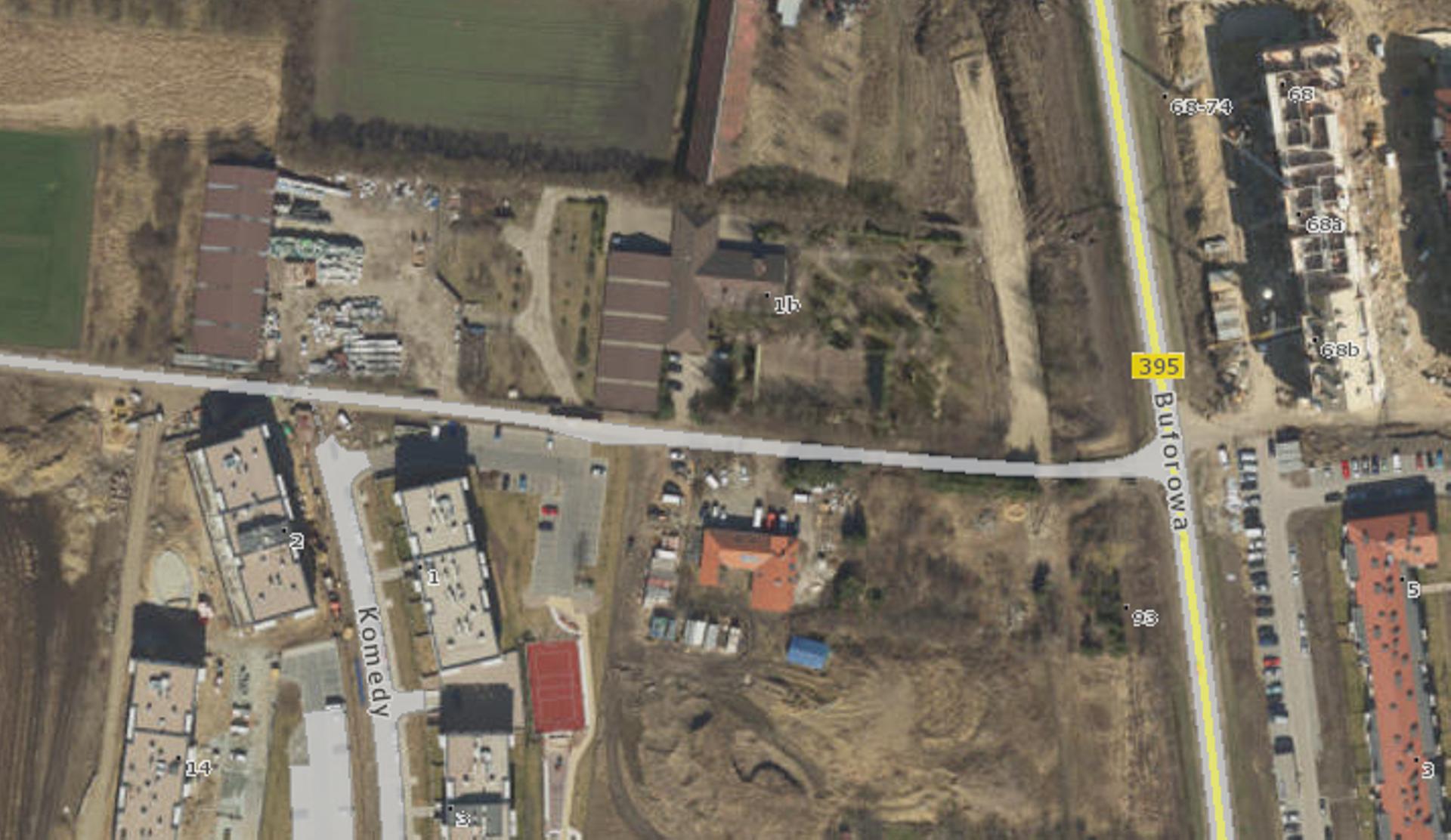 Wrocław: Dom Development też stawia na Buforową