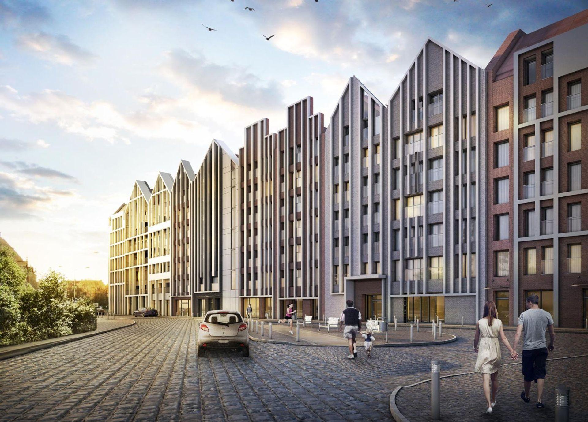 [Gdańsk] Rusza budowa luksusowego projektu Grano Residence