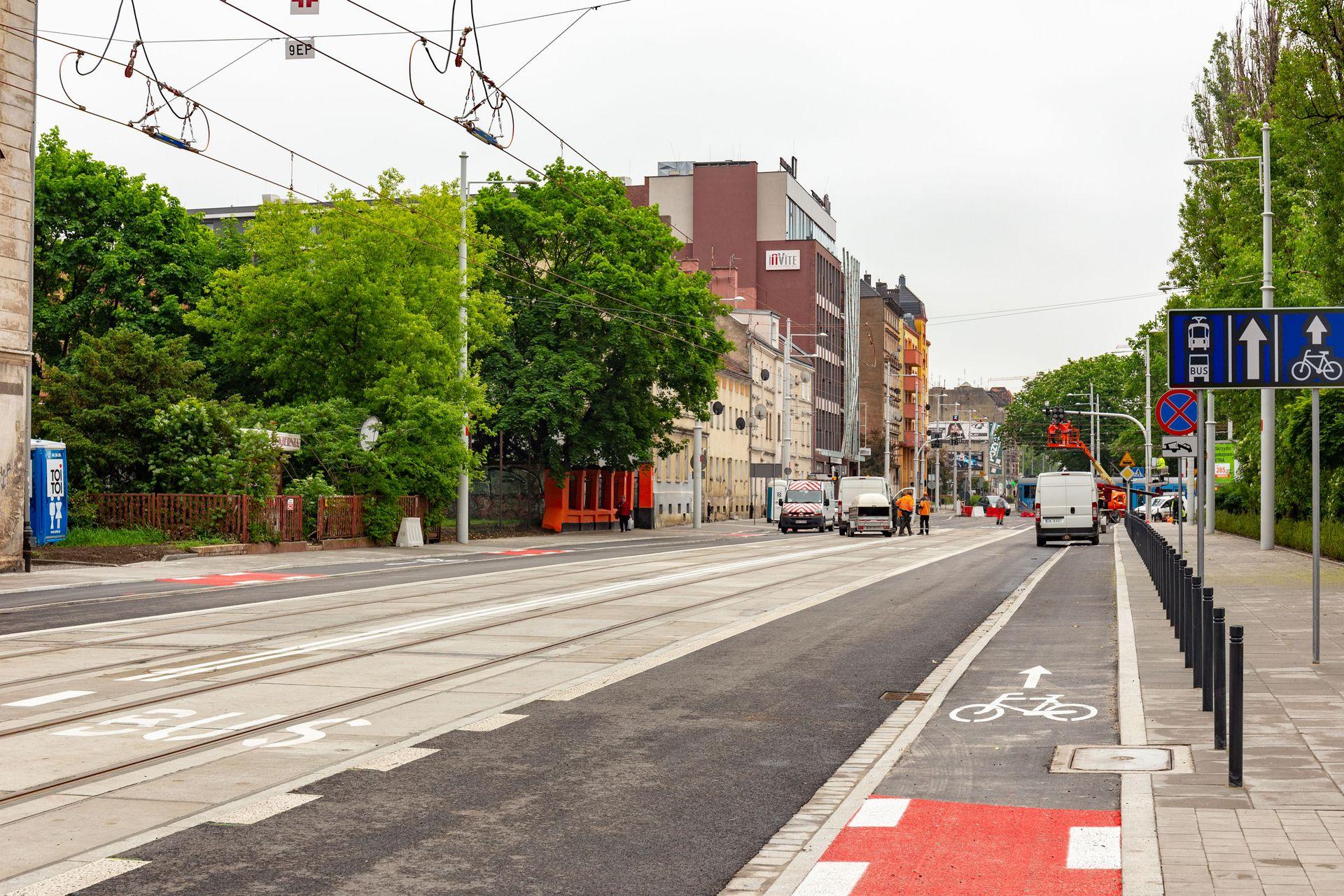 Wrocław: Wraca ruch na Hubską. Ile w rzeczywistości będzie kosztować budowa torowiska?
