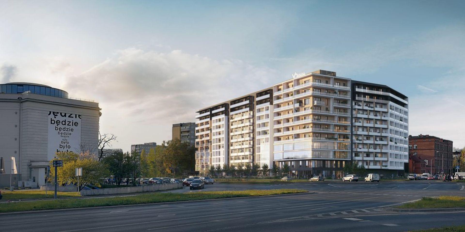 Wrocław: Legnicka 33 – Vantage Development buduje 250 lokali na Szczepinie