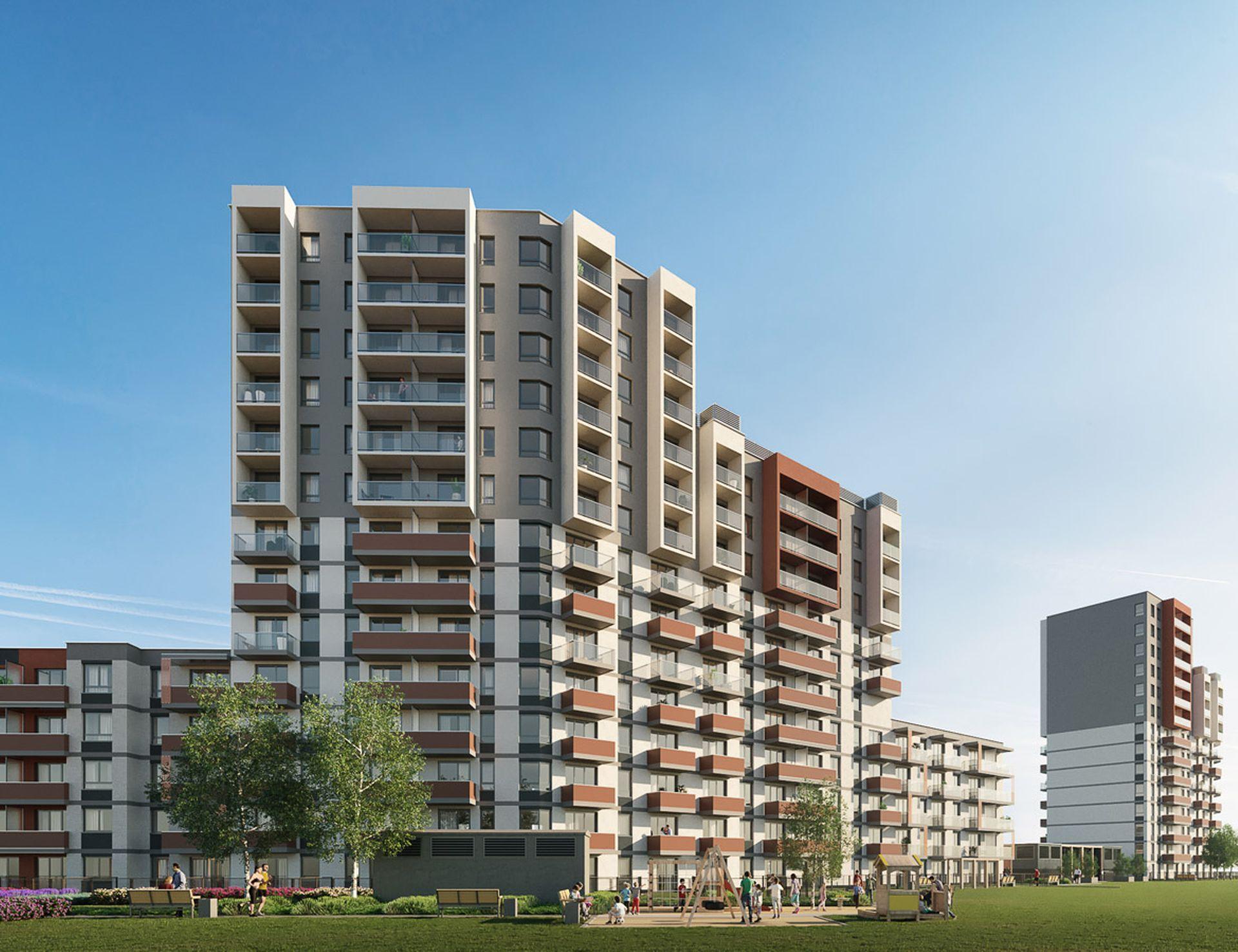 Kraków: Przy Mogilskiej – LC Corp wystartuje z budową blisko 400 mieszkań na Prądniku Czerwonym