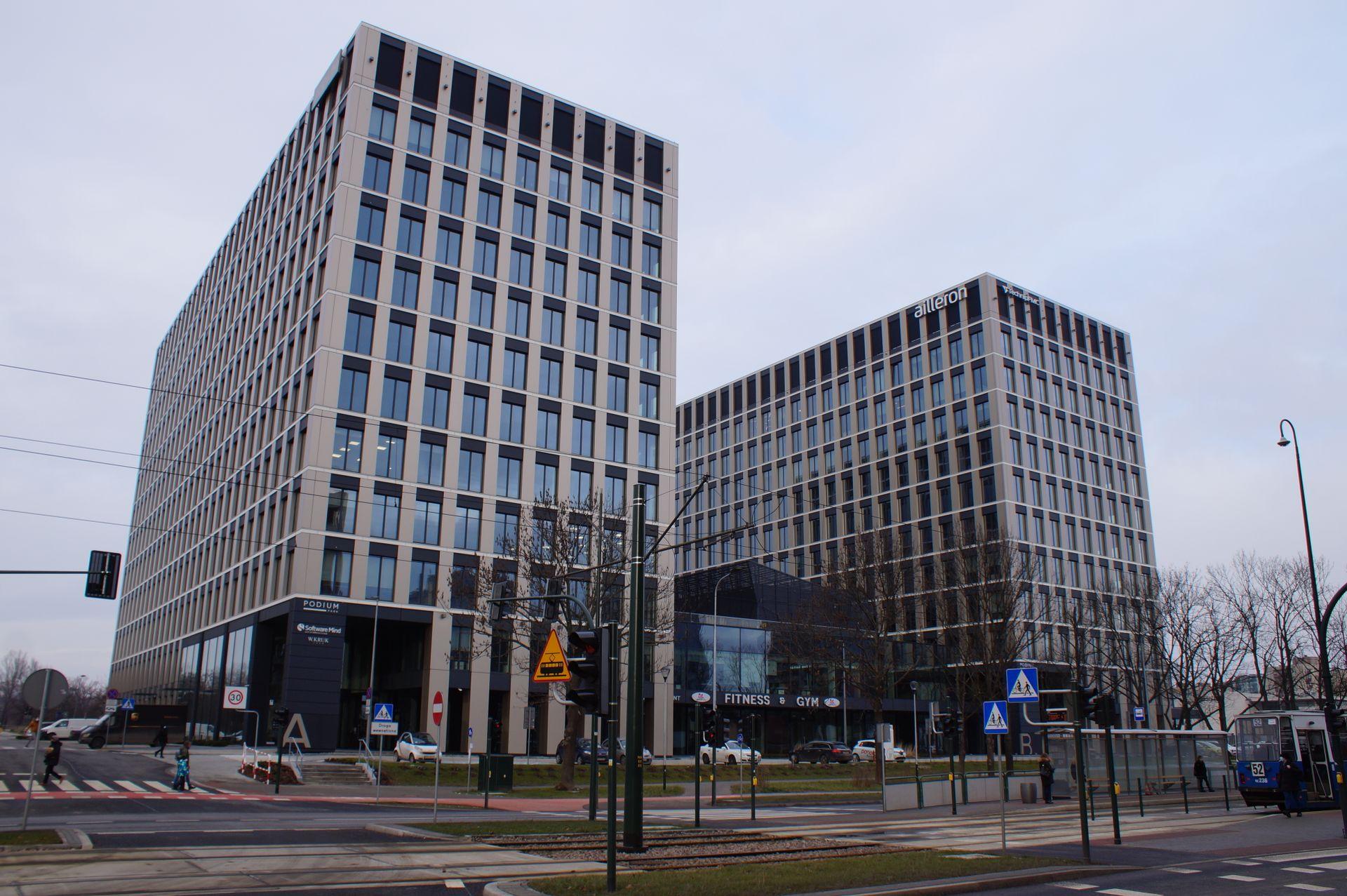 Morele przenosi swoje biuro do kompleksu biurowego Podium Park w Krakowie