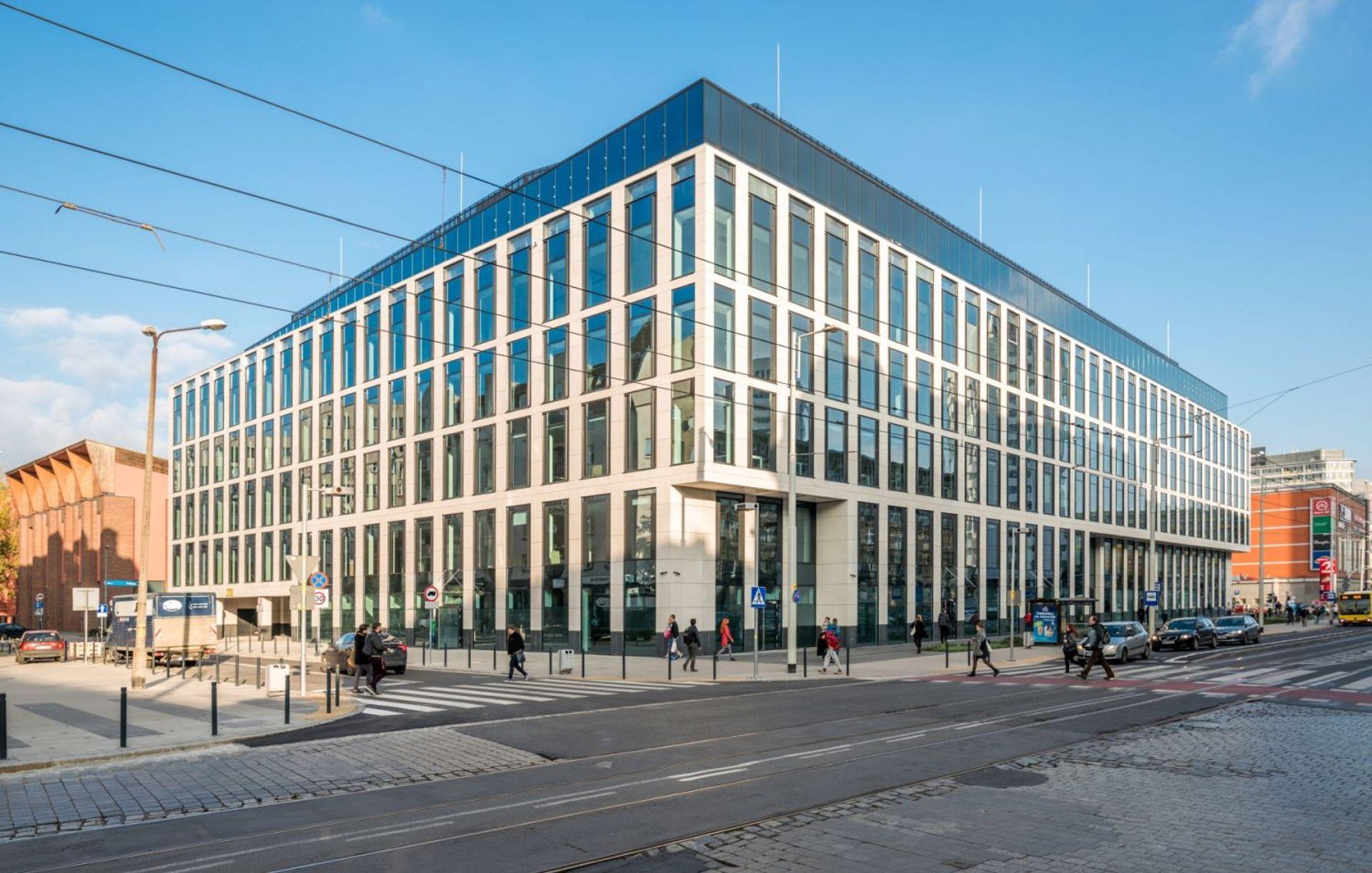 We Wrocławiu przybędzie elastycznych powierzchni biurowych