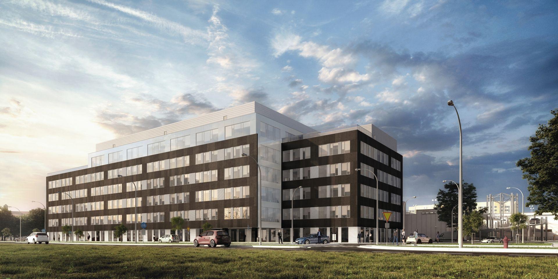 [Wrocław] Tuż obok West Gate stanie West Link. Rusza budowa nowego biurowca
