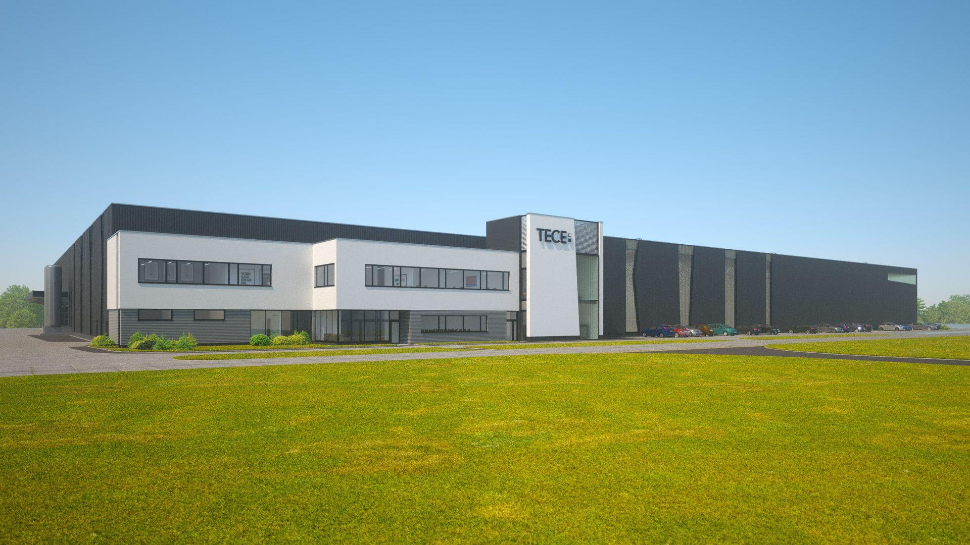 Aglomeracja Wrocławska: TECE rozbuduje fabrykę pod Strzelinem