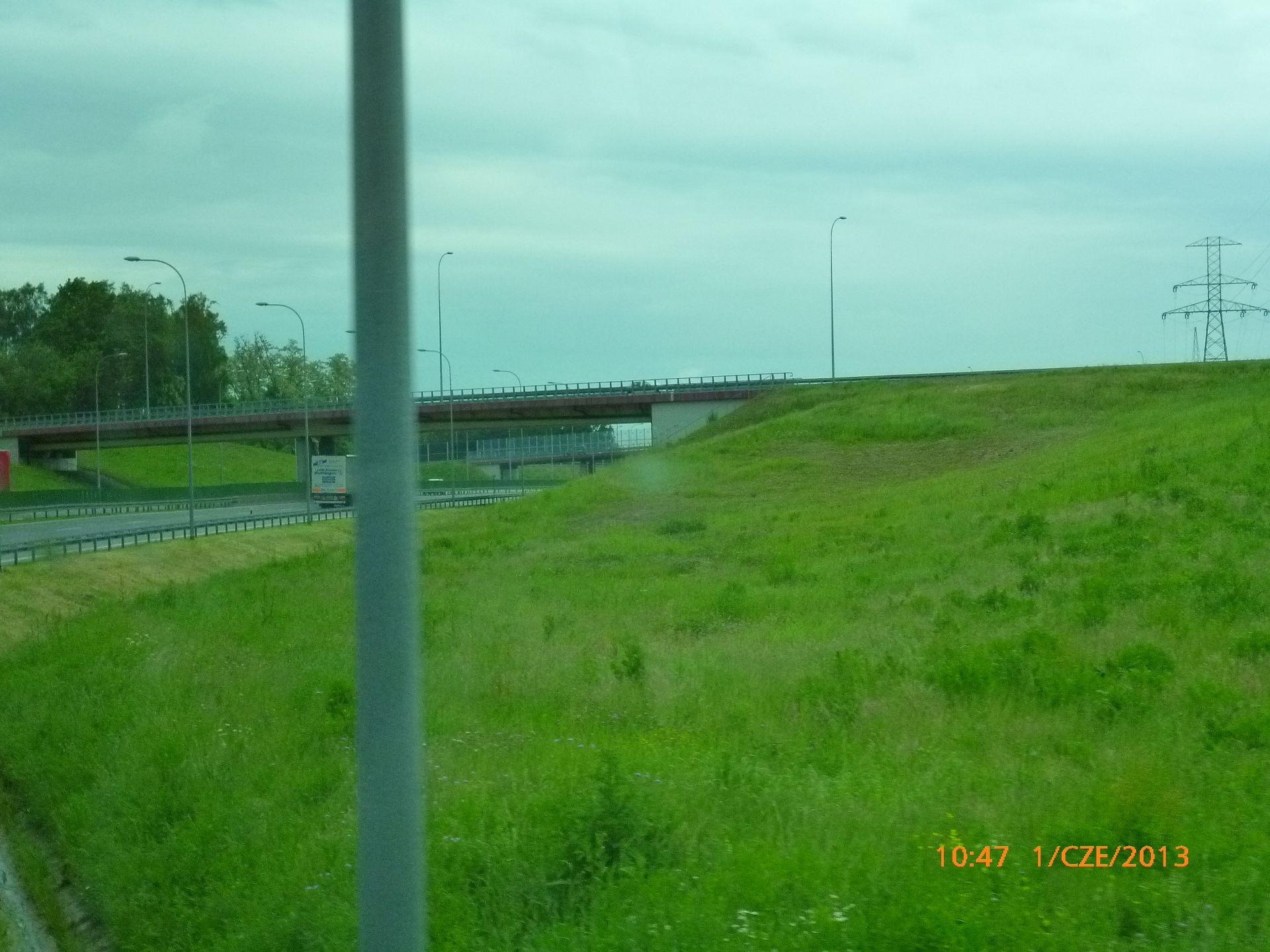 [śląskie] Wymiana fragmentu nawierzchni jezdni na A4 Katowice-Kraków