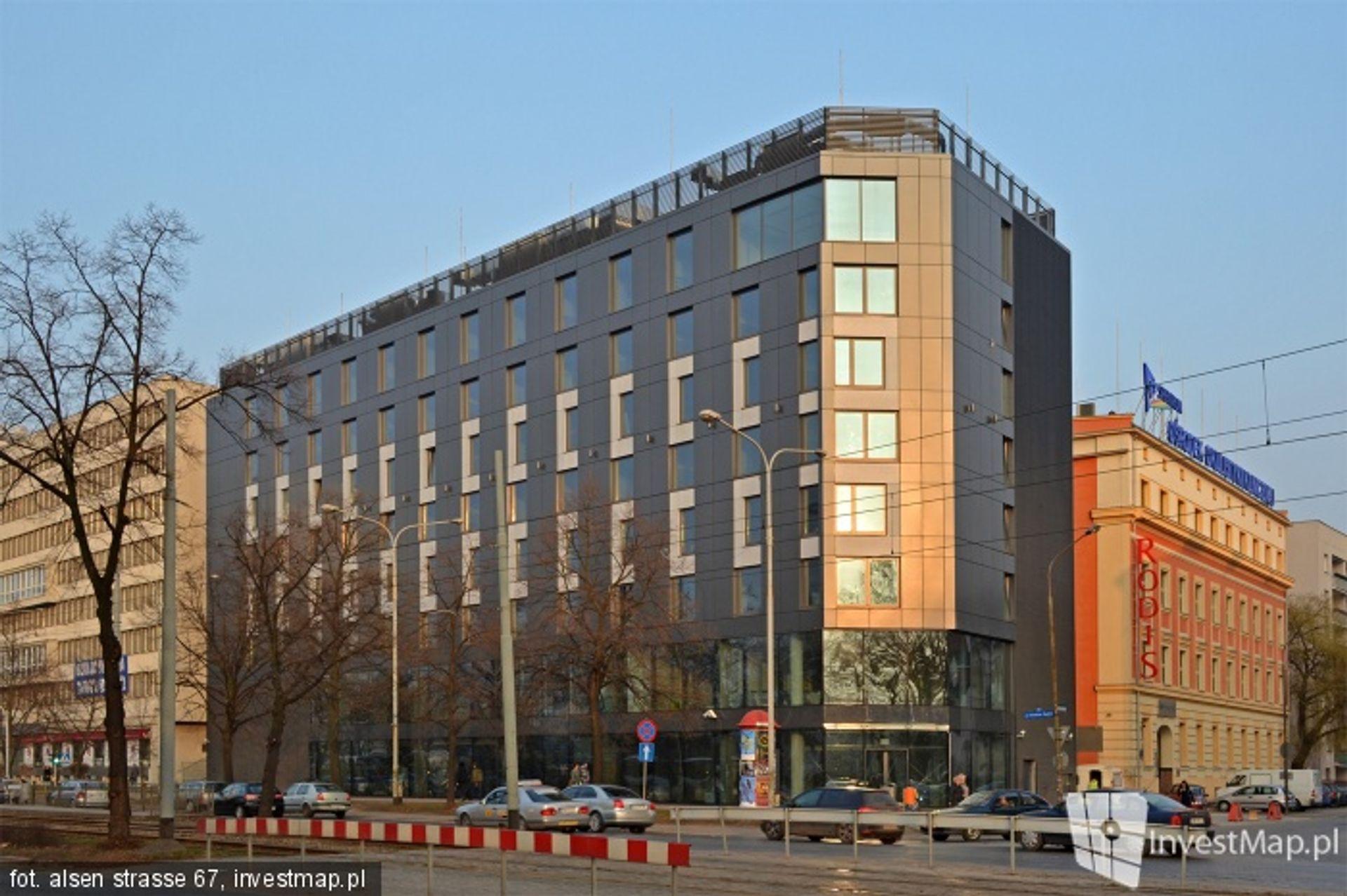 [Wrocław] Powstanie kolejny hotel sieci Best Western