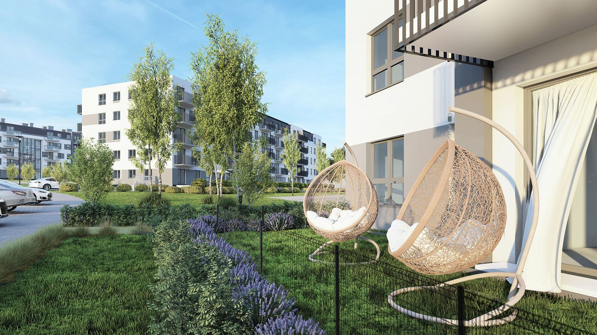 II etap ekologicznego Osiedla Pastelowego w Gdańsku w sprzedaży