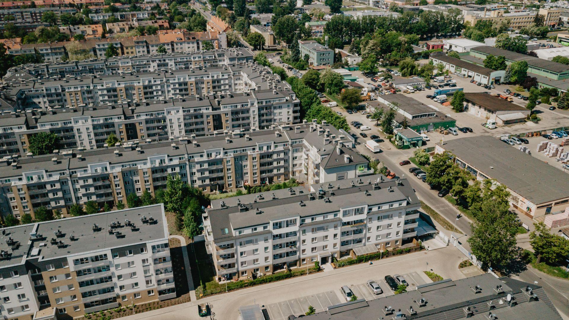 Wrocław: Lokum Deweloper rozbuduje się na Tarnogaju. Szykuje wyburzenia