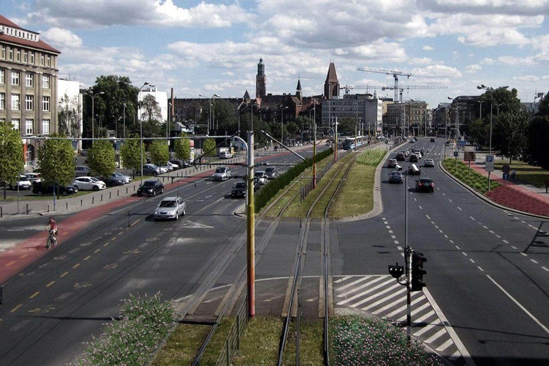 [Wrocław] Komunikacja, drogi, rewitalizacja i zieleń. Inwestycyjne plany miasta na 2017 rok