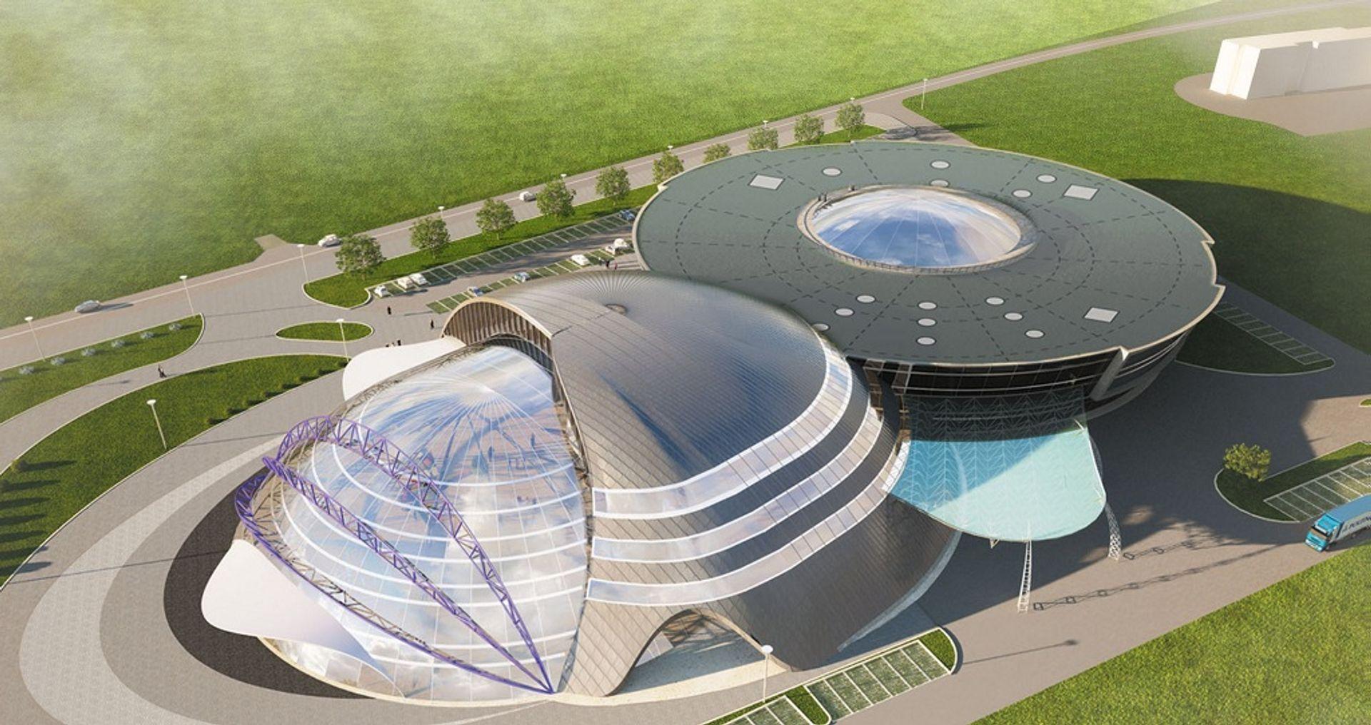[podkarpackie] W II połowie 2013 roku ruszy budowa Centrum Wystawienniczo-Kongresowego Województwa Podkarpackiego