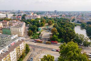 Wrocław dostanie ponad 107 mln zł dofinansowania na przebudowę ul. Pomorskiej i rewitalizację  Wzgórza Partyzantów