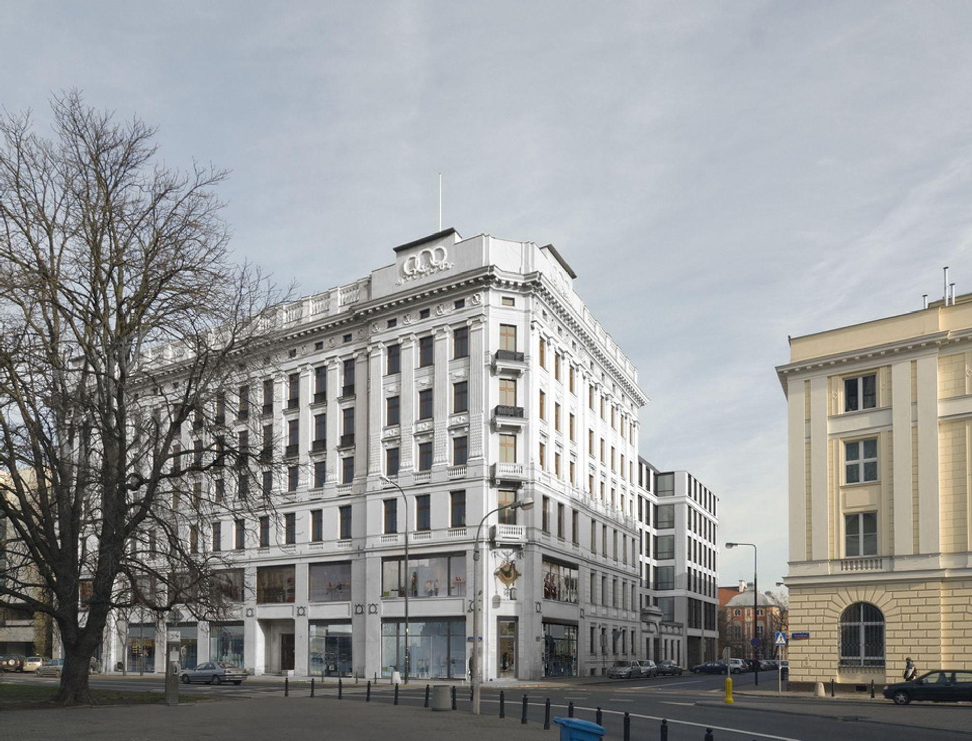 [Warszawa] Certyfikat BREEAM dla zespołu biurowego Plac Małachowskiego w Warszawie