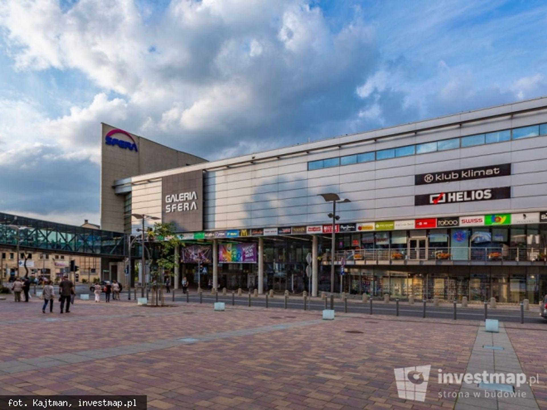 [śląskie] Prawie 13 mln klientów odwiedziło Galerię Sfera w Bielsku-Białej w 2015 r.