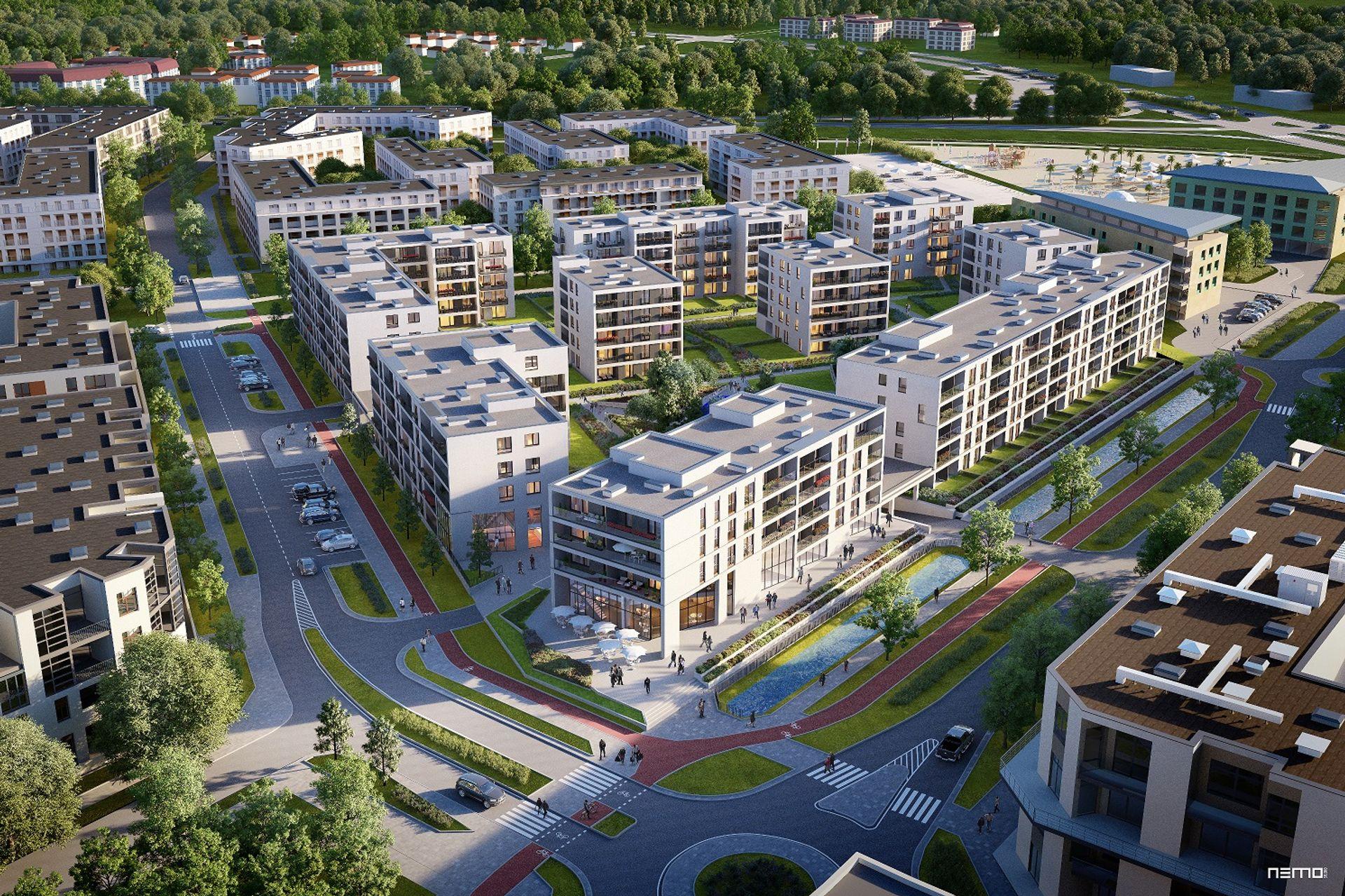 [Warszawa] 4 osiedla w Warszawie uzyskały ekologiczny certyfikat