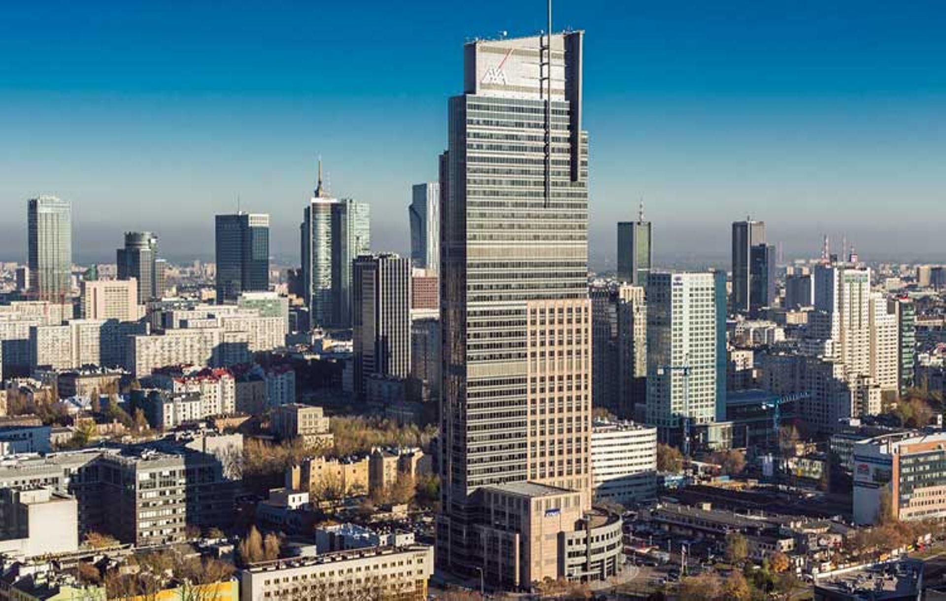 [Polska] Warsaw Trade Tower i Rondo Business Park kupione przez Globalworth
