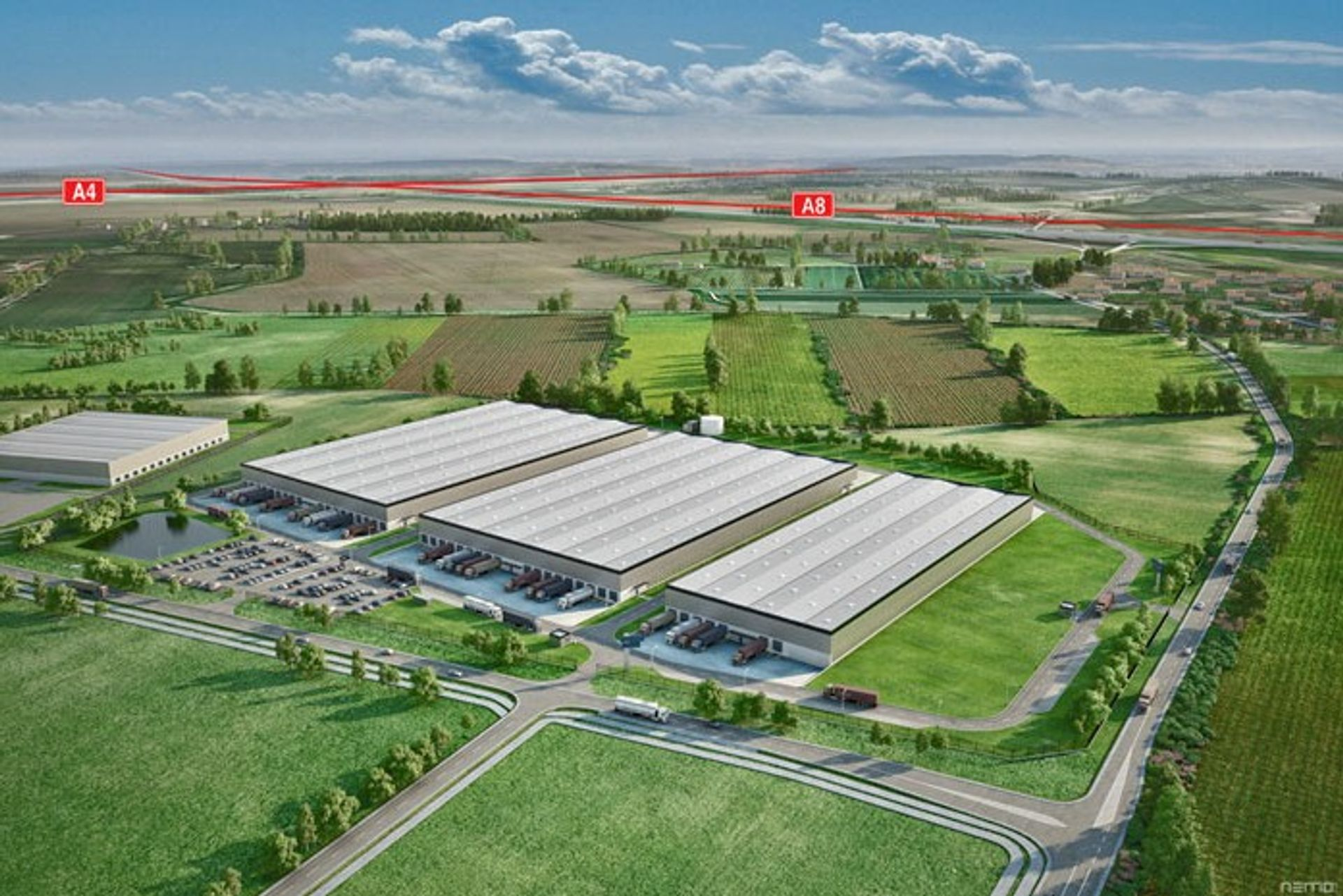 [Wrocław] We Wrocławiu powstaną dwa nowe parki przemysłowe