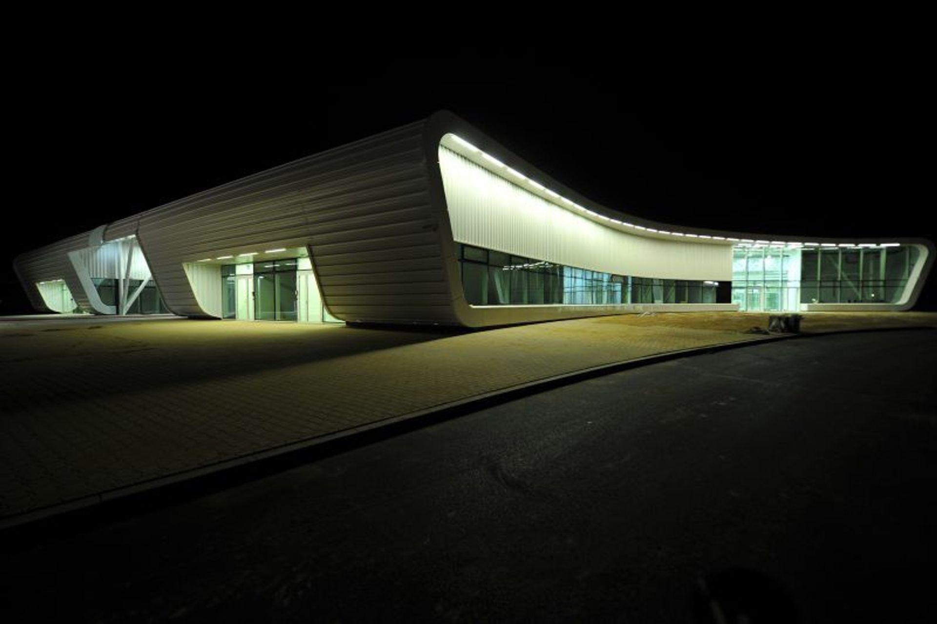 [Lublin] Ostatnia prosta Portu Lotniczego Lublin przed pierwszym lotem