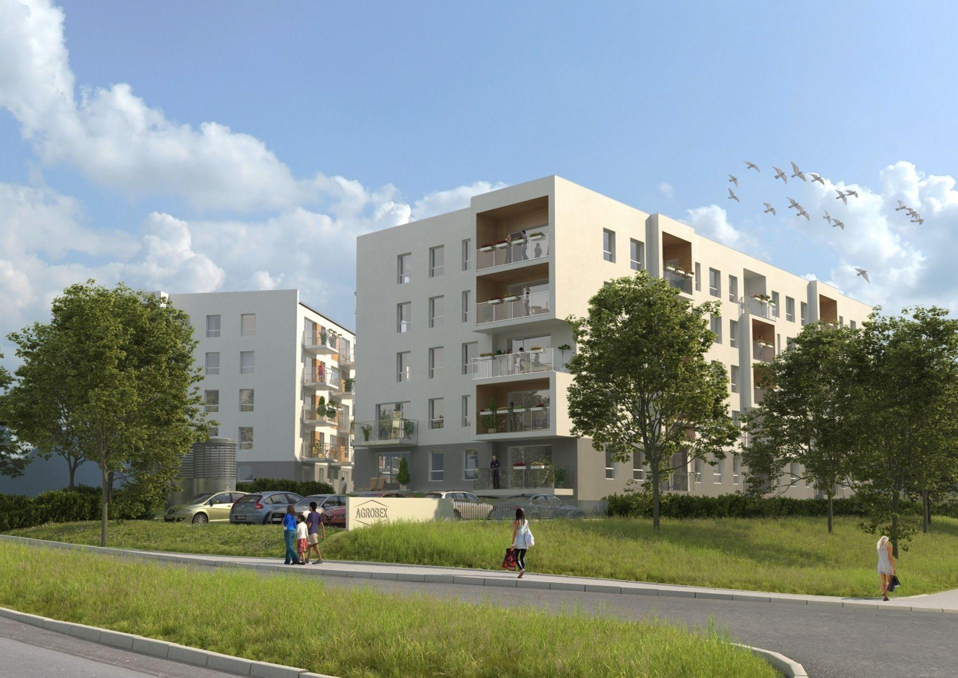 [Poznań] Kolejny budynek osiedla Nowe Żegrze w Poznaniu w sprzedaży