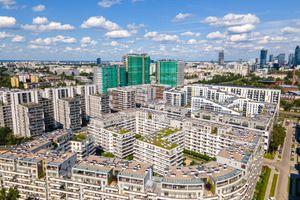 Liczba nowych mieszkań wprowadzanych na warszawski rynek maleje