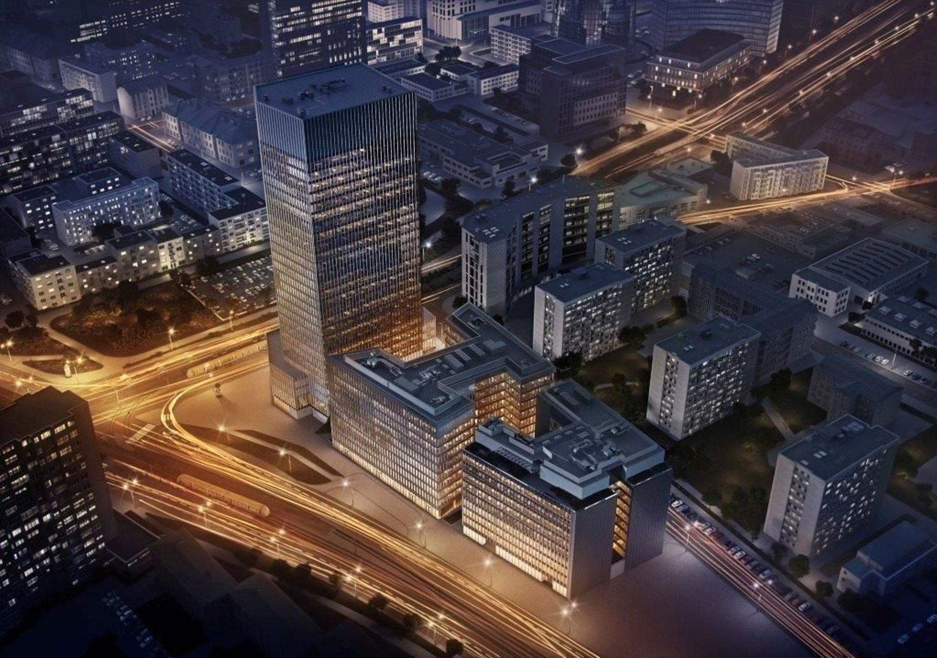 [Warszawa] Biurowiec Spark w Warszawie ma już operatora kantyny