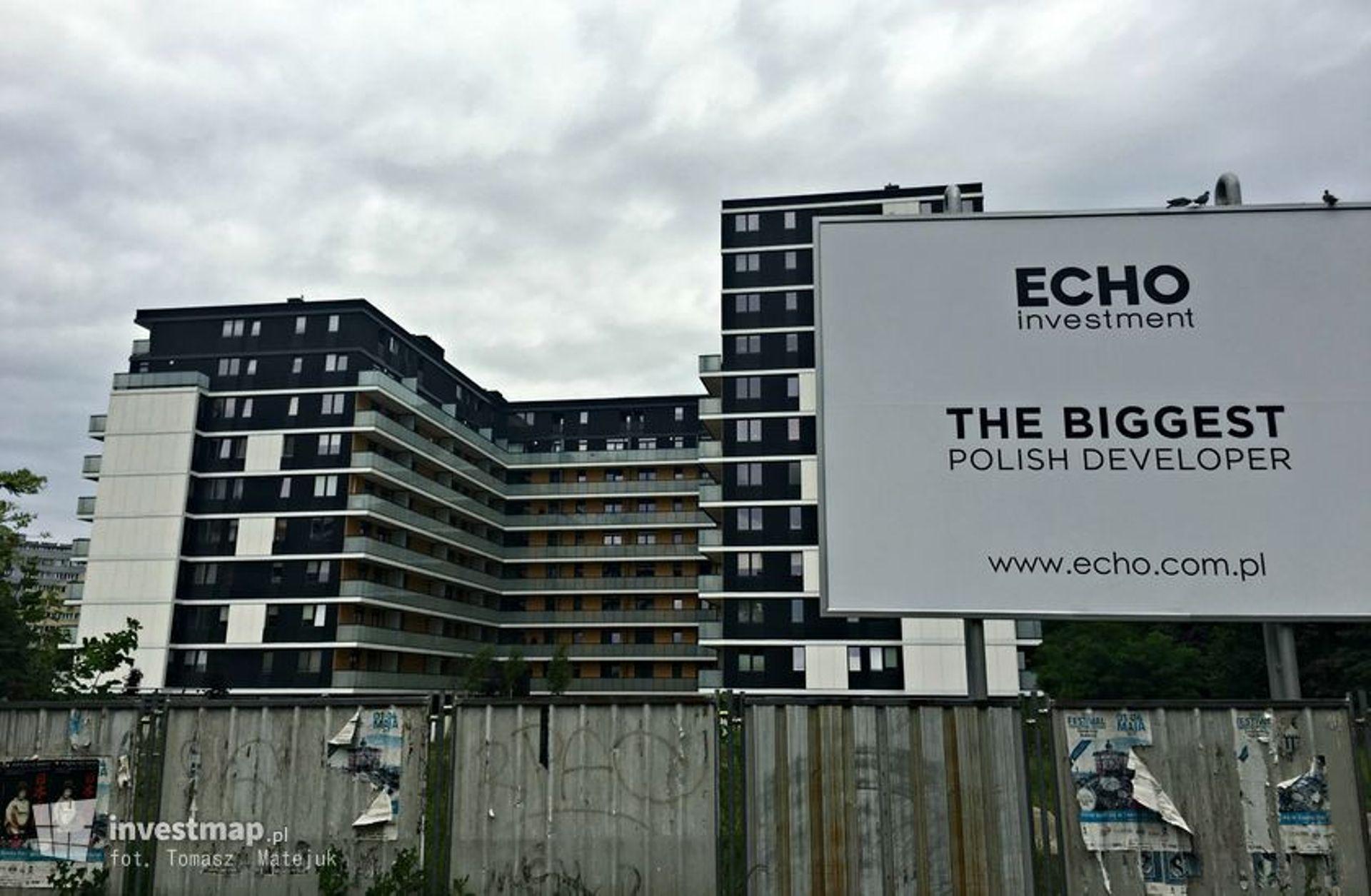 Wrocław: Echo Investment zbliża się do budowy biurowca na terenie Centrum Południowego